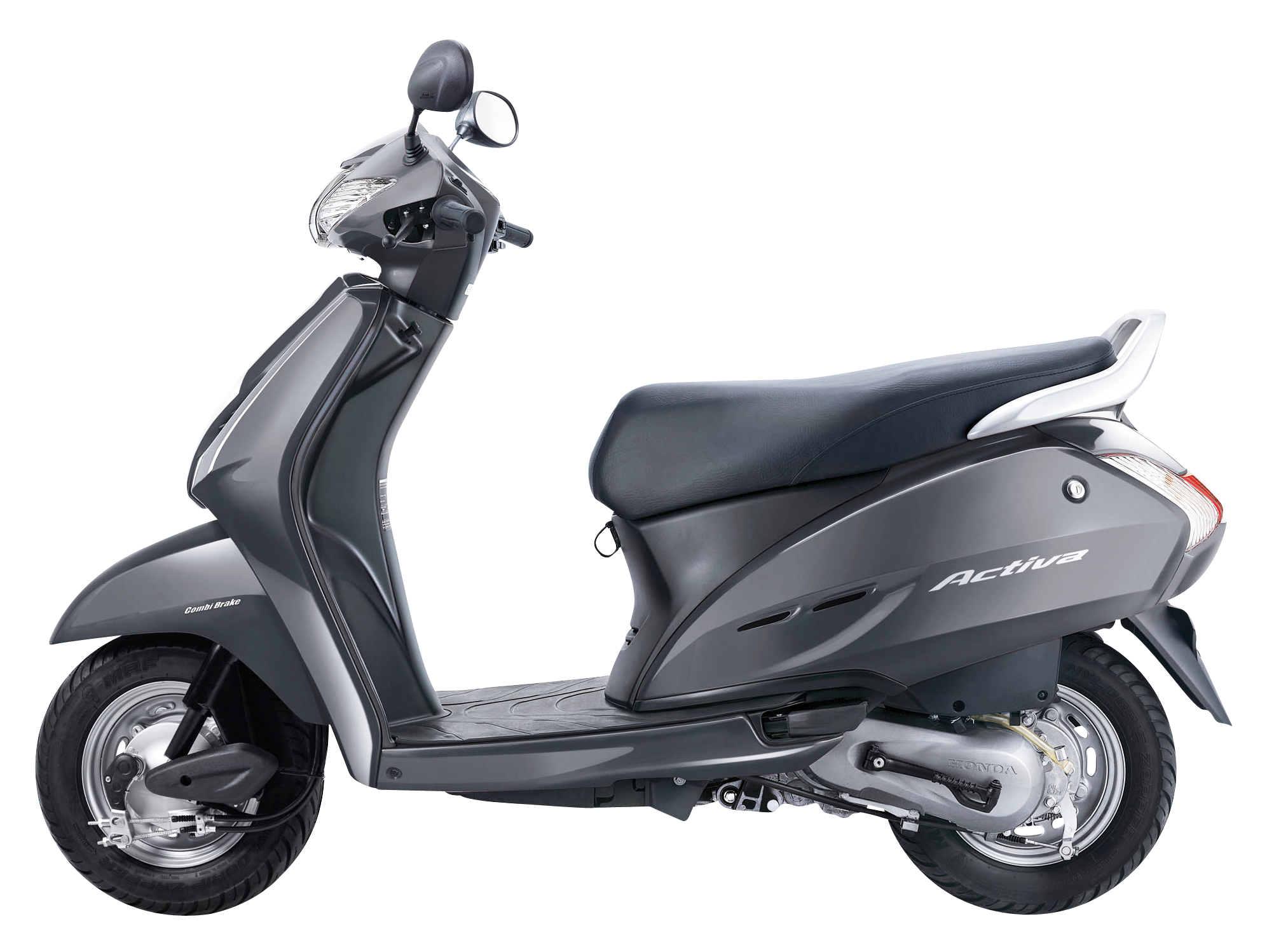 Honda Activa 3G Scooty PNG Image