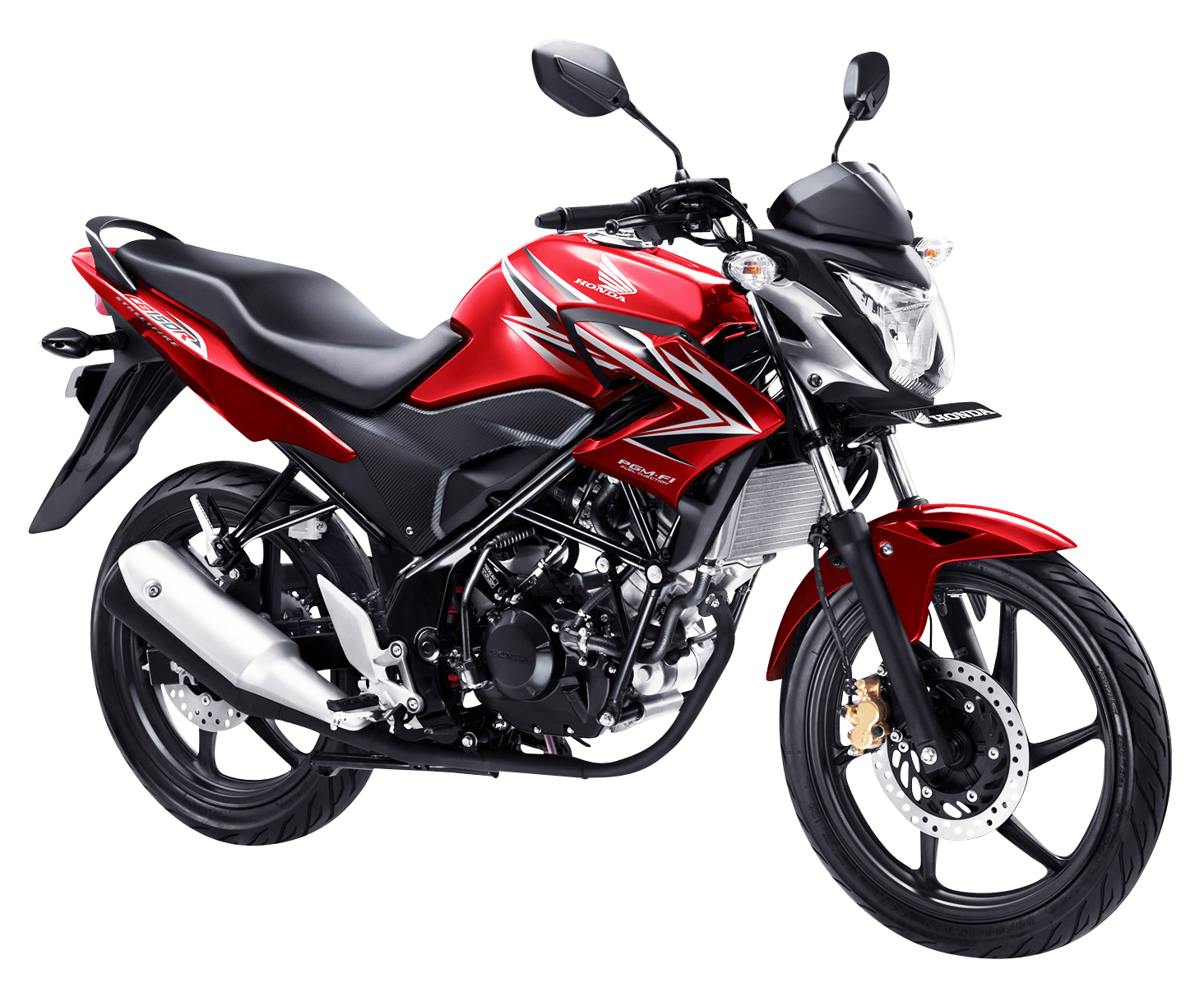 Honda CB150R Streetfire PNG Image