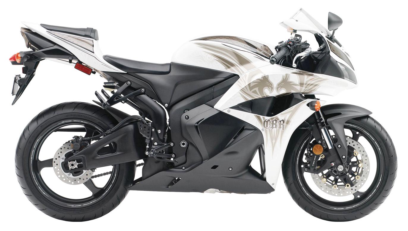 Honda CBR600RR PNG Image