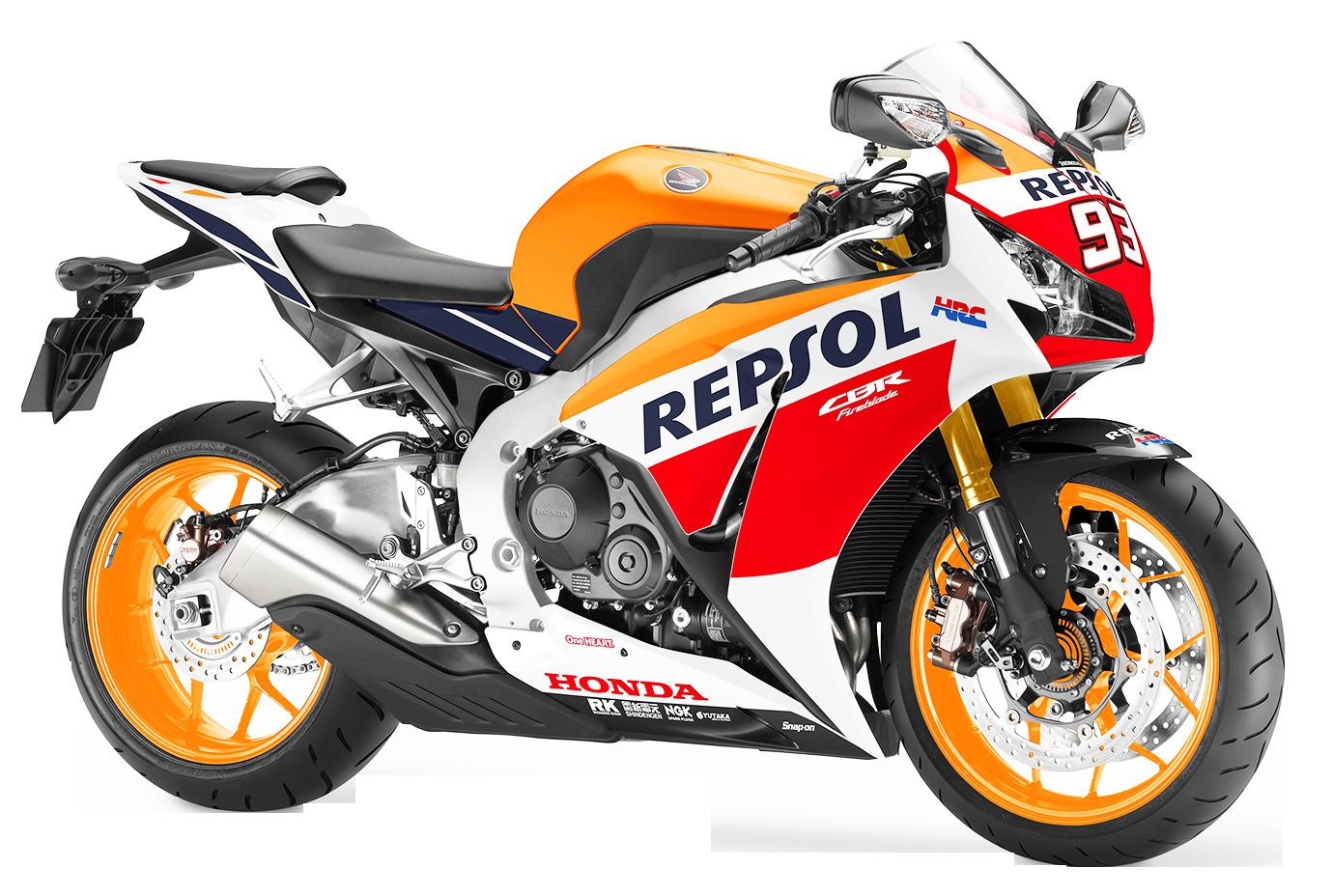 Honda Repsol PNG Image