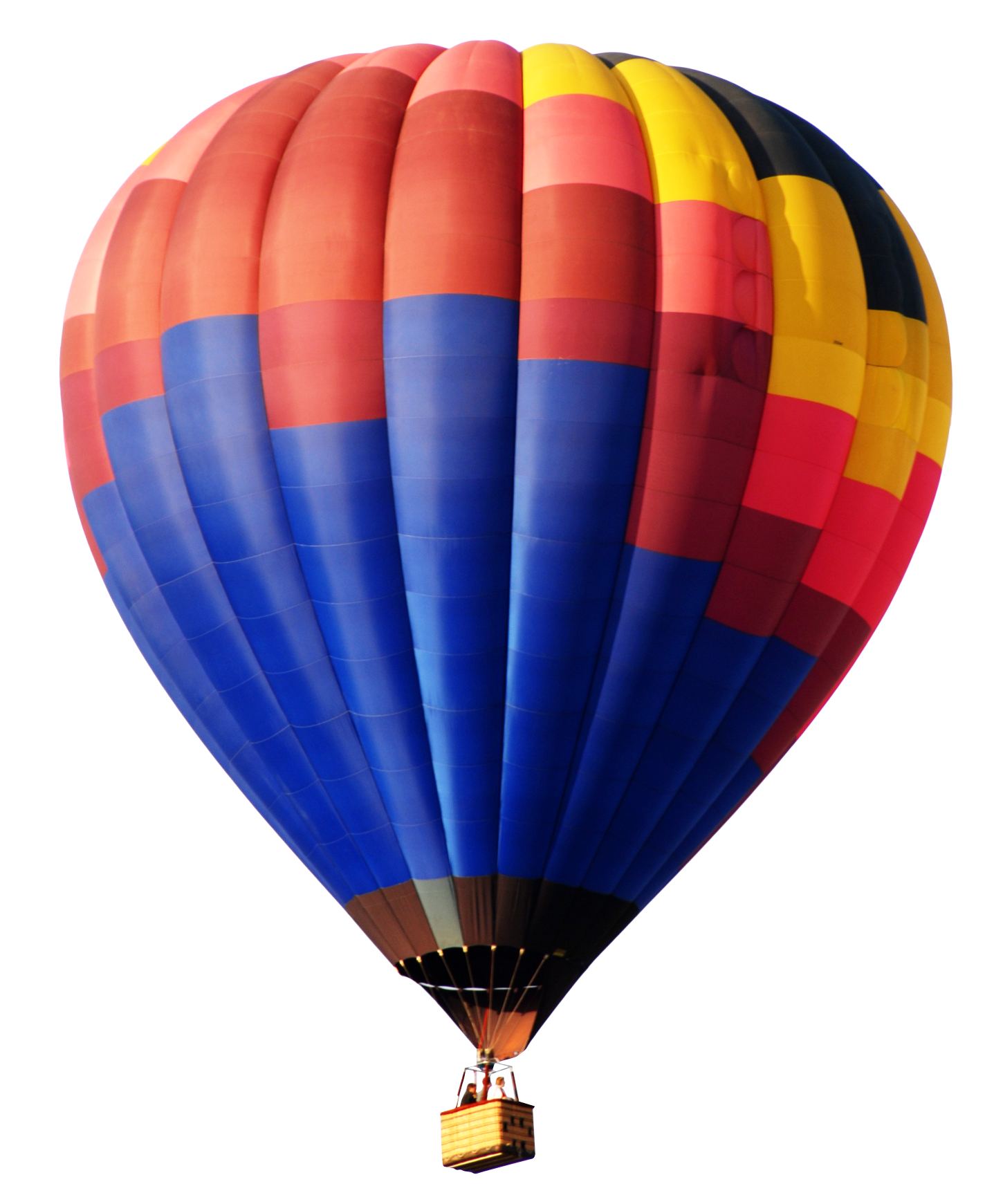 Hot Air Balloon PNG Image