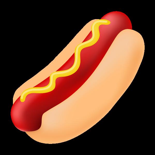 Hot Dog PNG Image