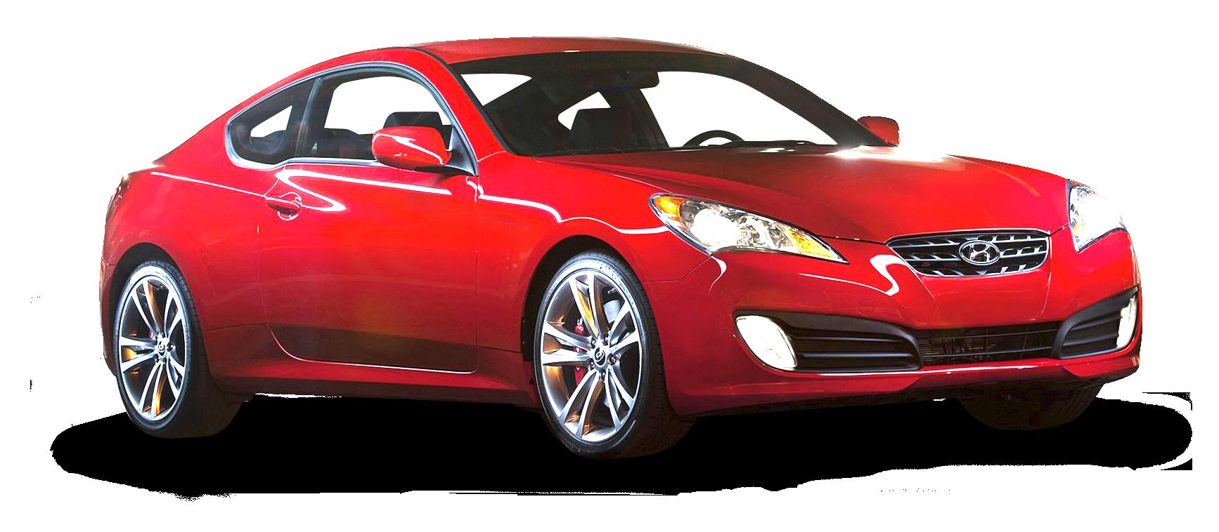 Hyundai Genesis Car PNG Image
