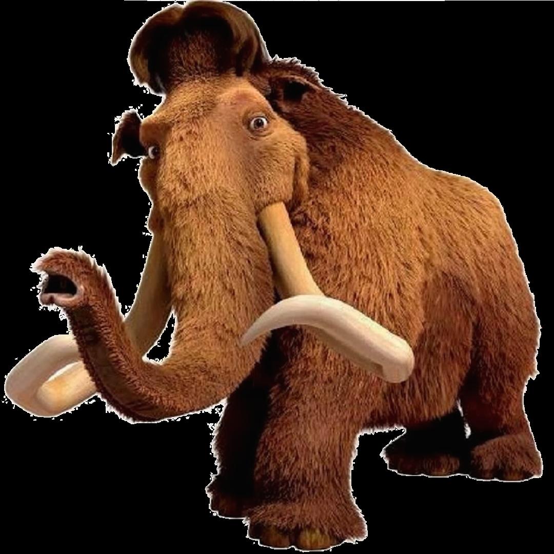 Ice Age Aliphant