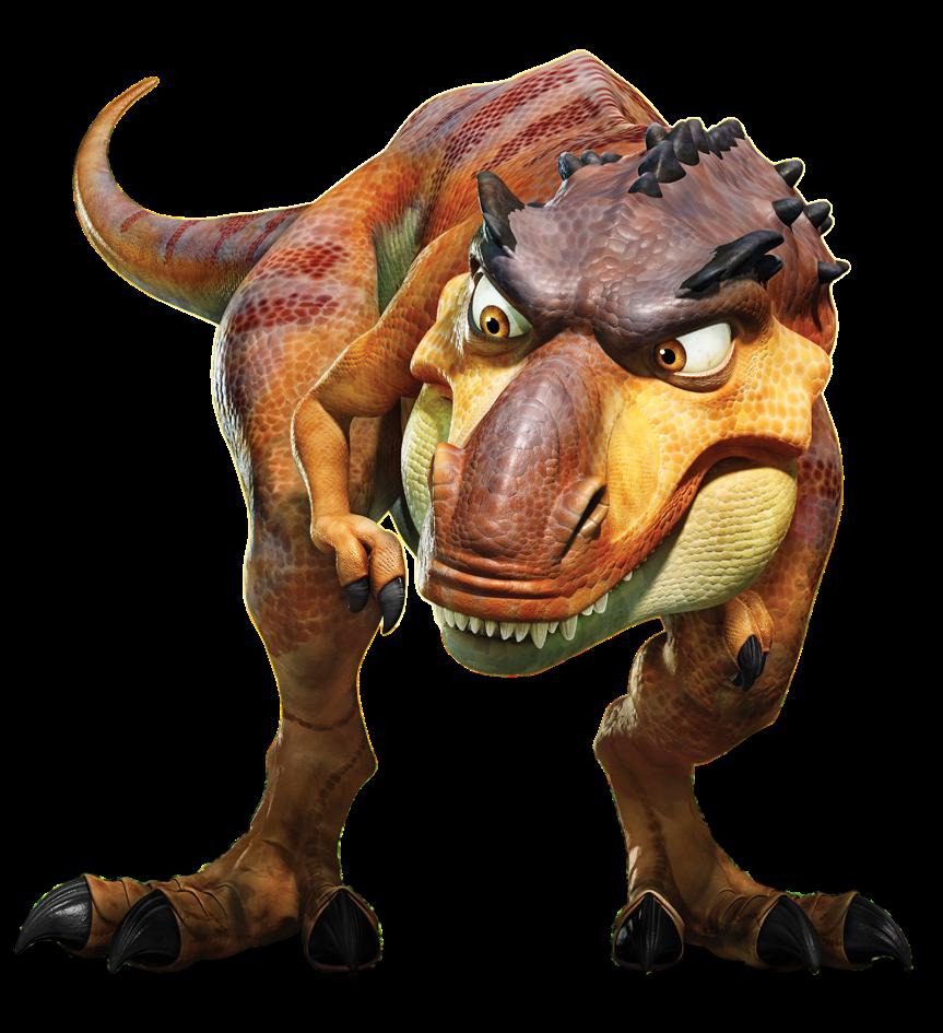 Ice Age Dino
