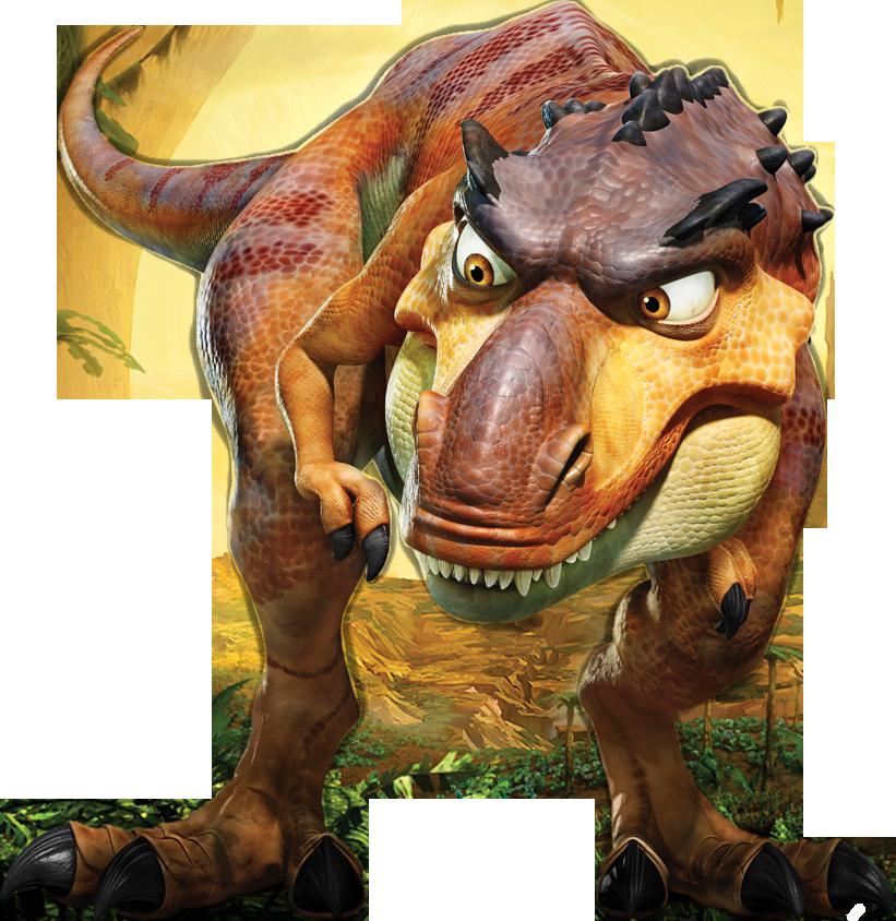Ice Age Dinosaur