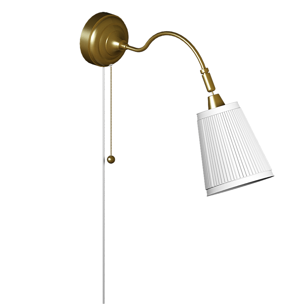 IKEA ARSTID Wall Light