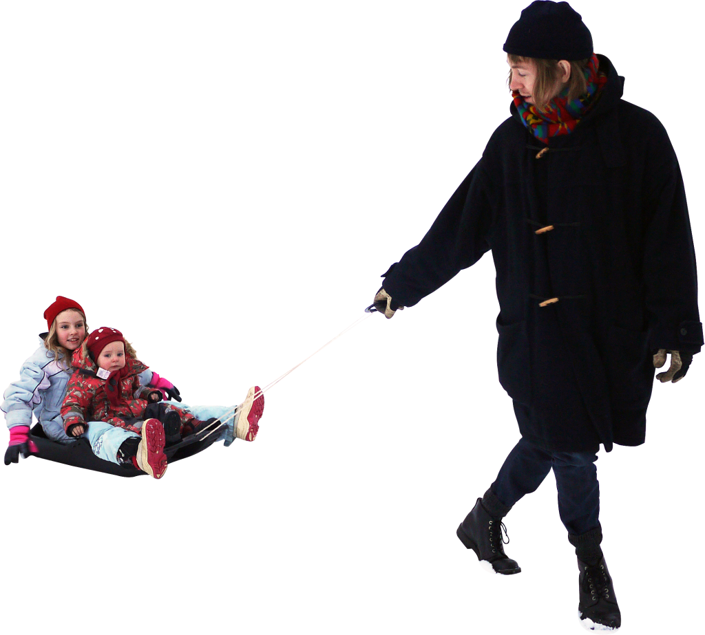 In The Snow PNG Image