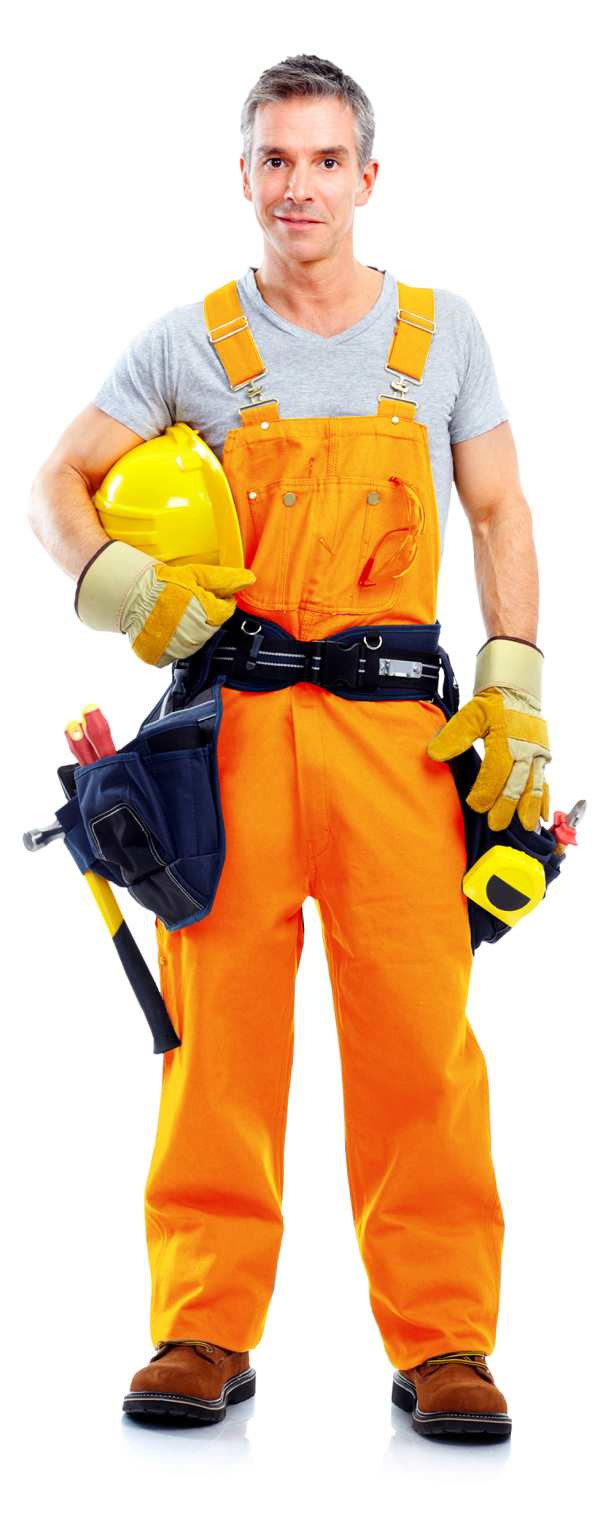 Industrail Worker PNG Image