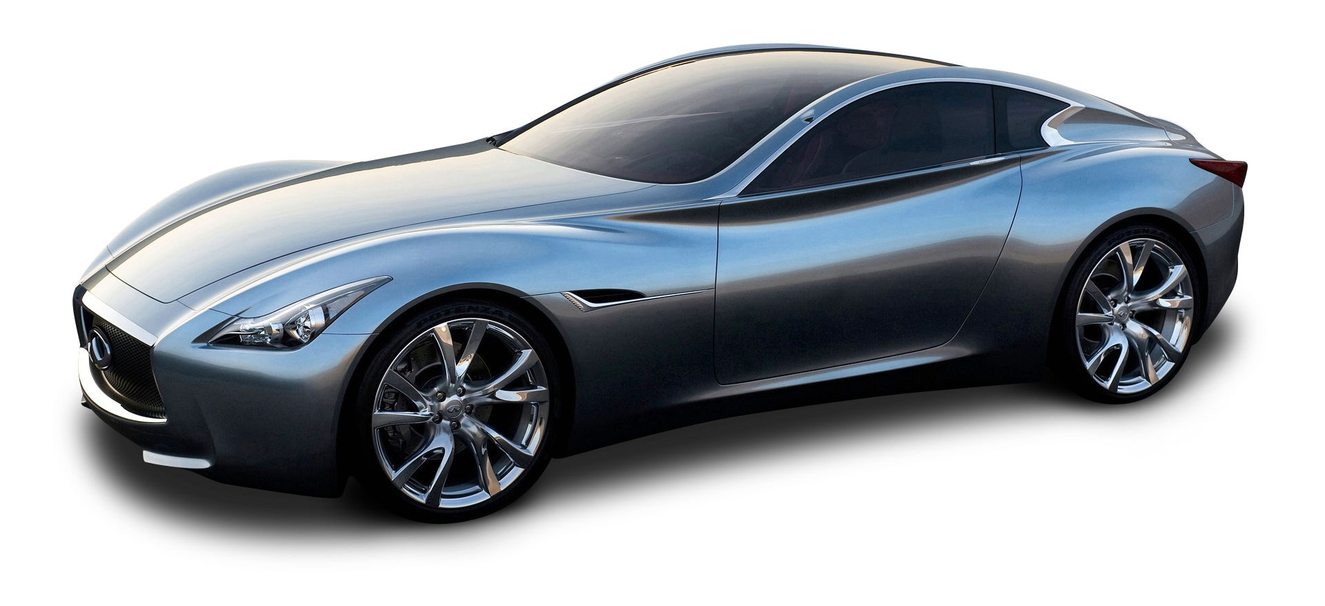 Infiniti Essence Concept Sports Car PNG Image