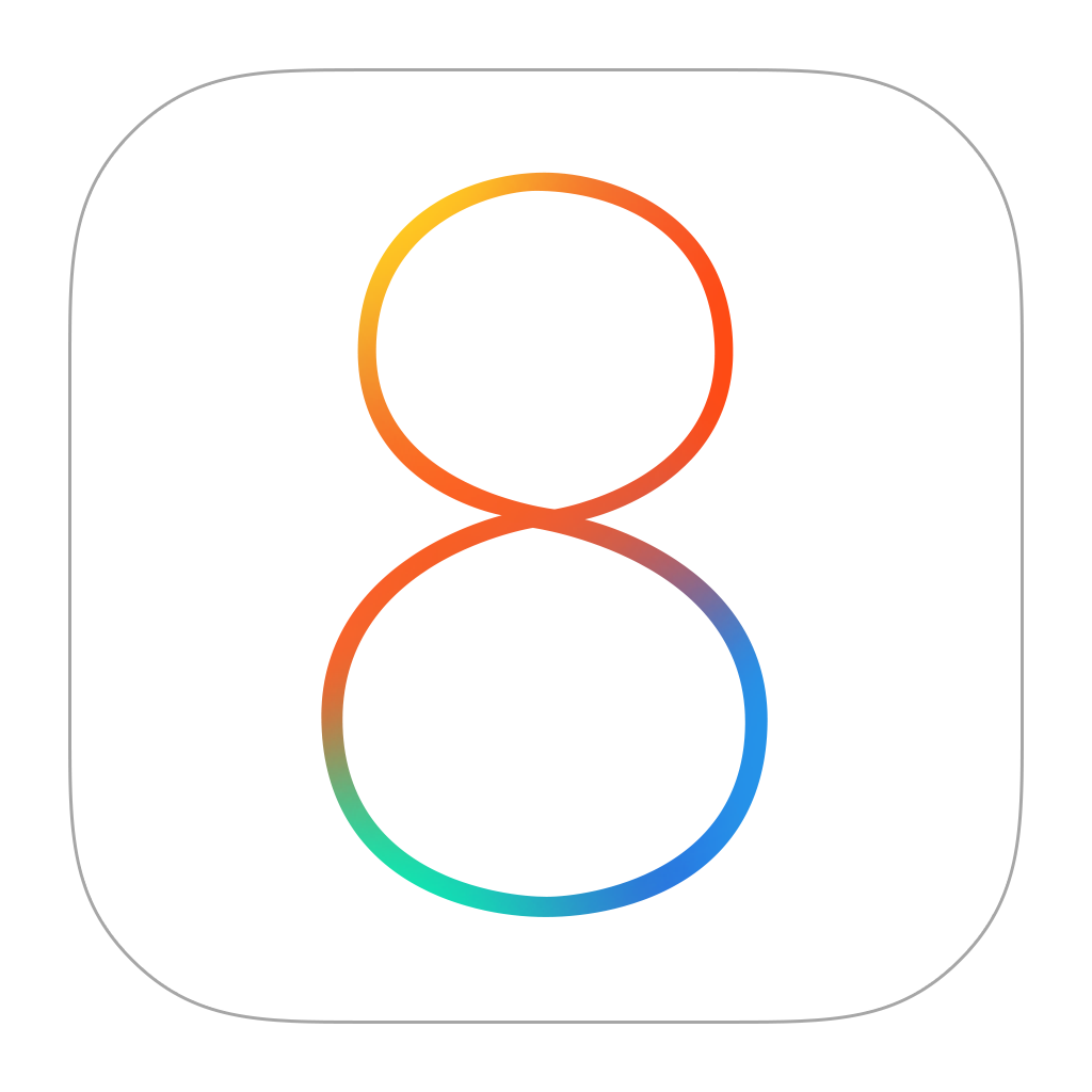 ios 8 icons png