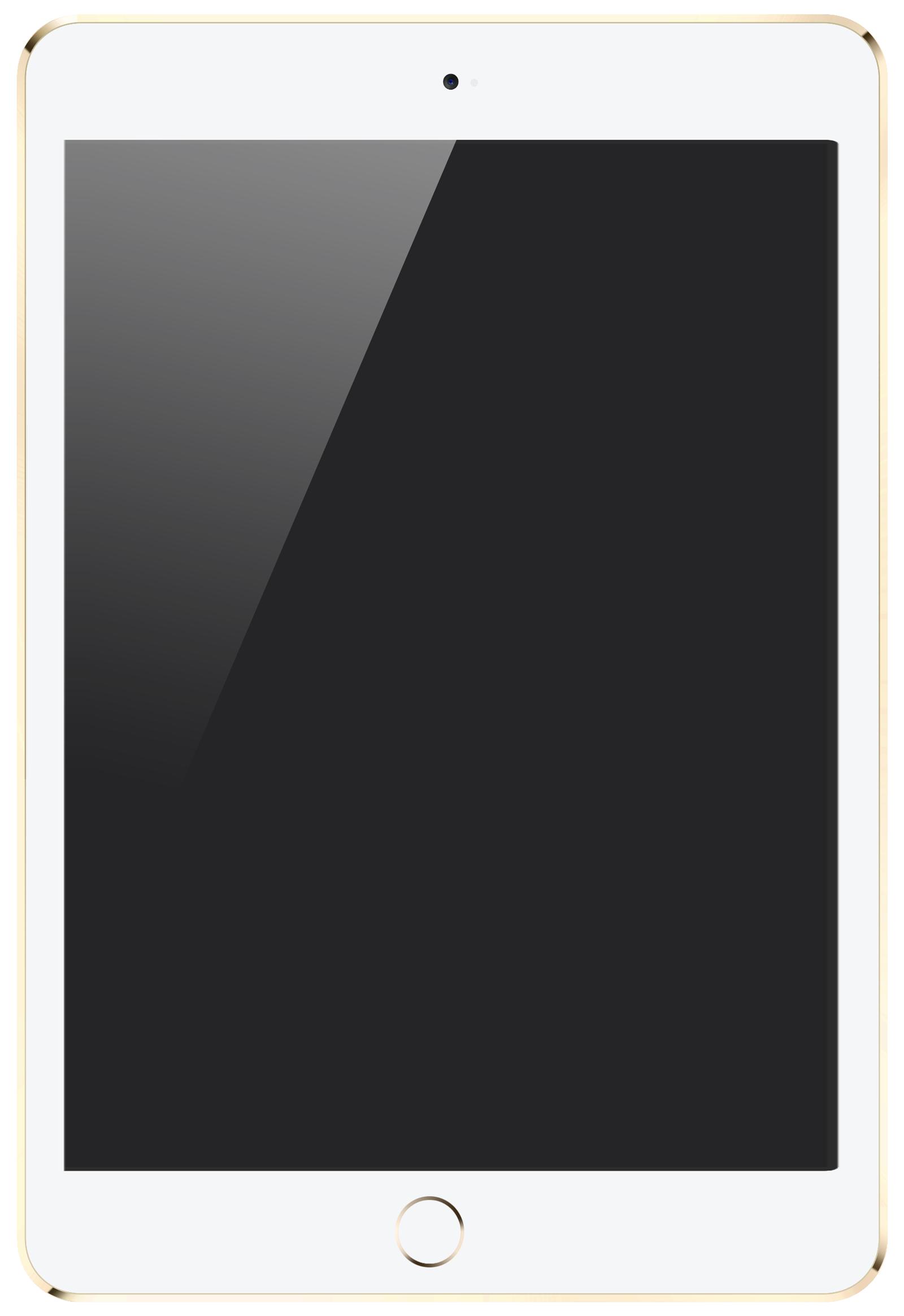 IPad Air Tablet PNG Image