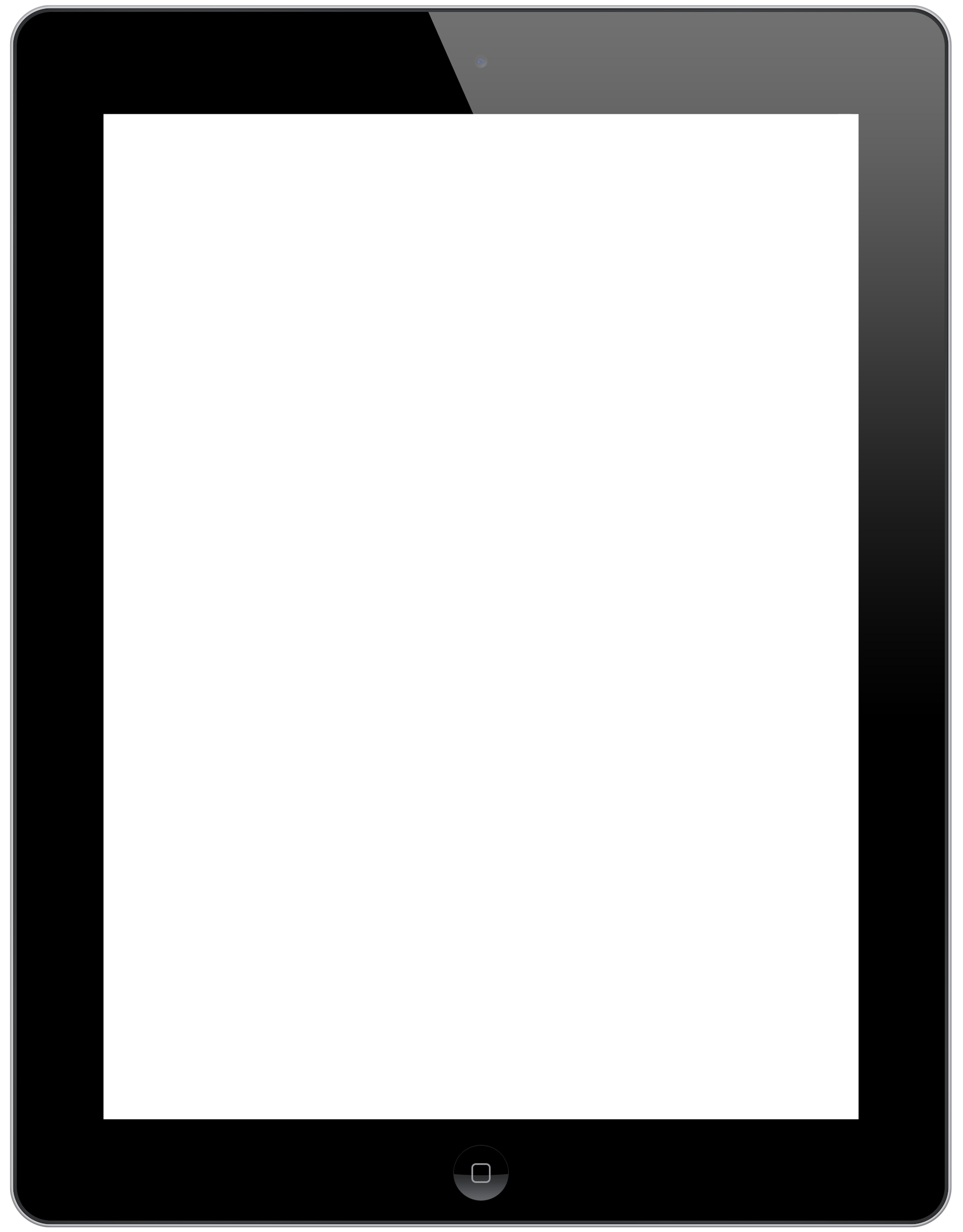 Ipad Tablet PNG Image