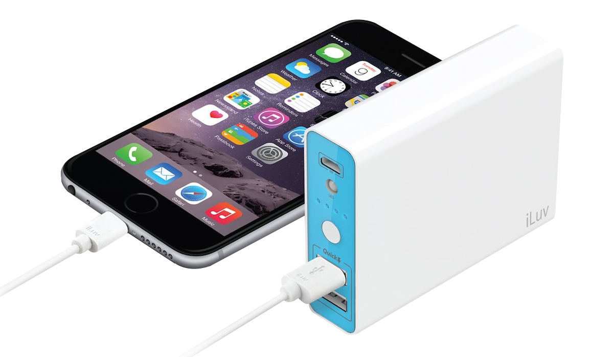 iPhone Power Bank Charger