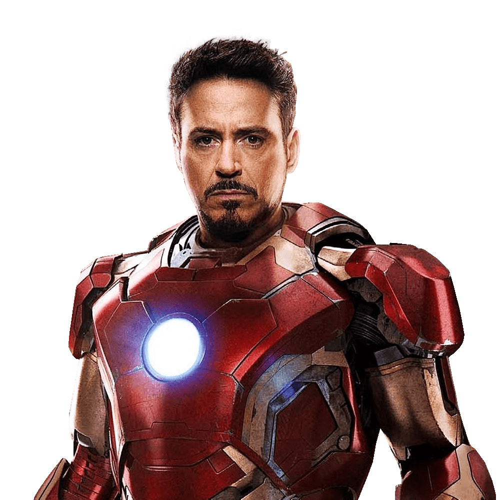 Ironman Tony Stark PNG Image - PurePNG | Free transparent ...