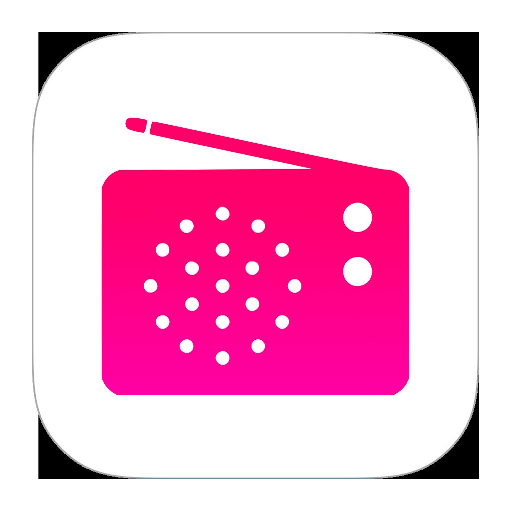 iTunes Radio Icon