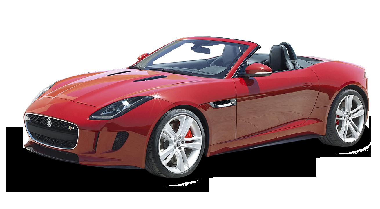 Jaguar F TYPE Car PNG Image