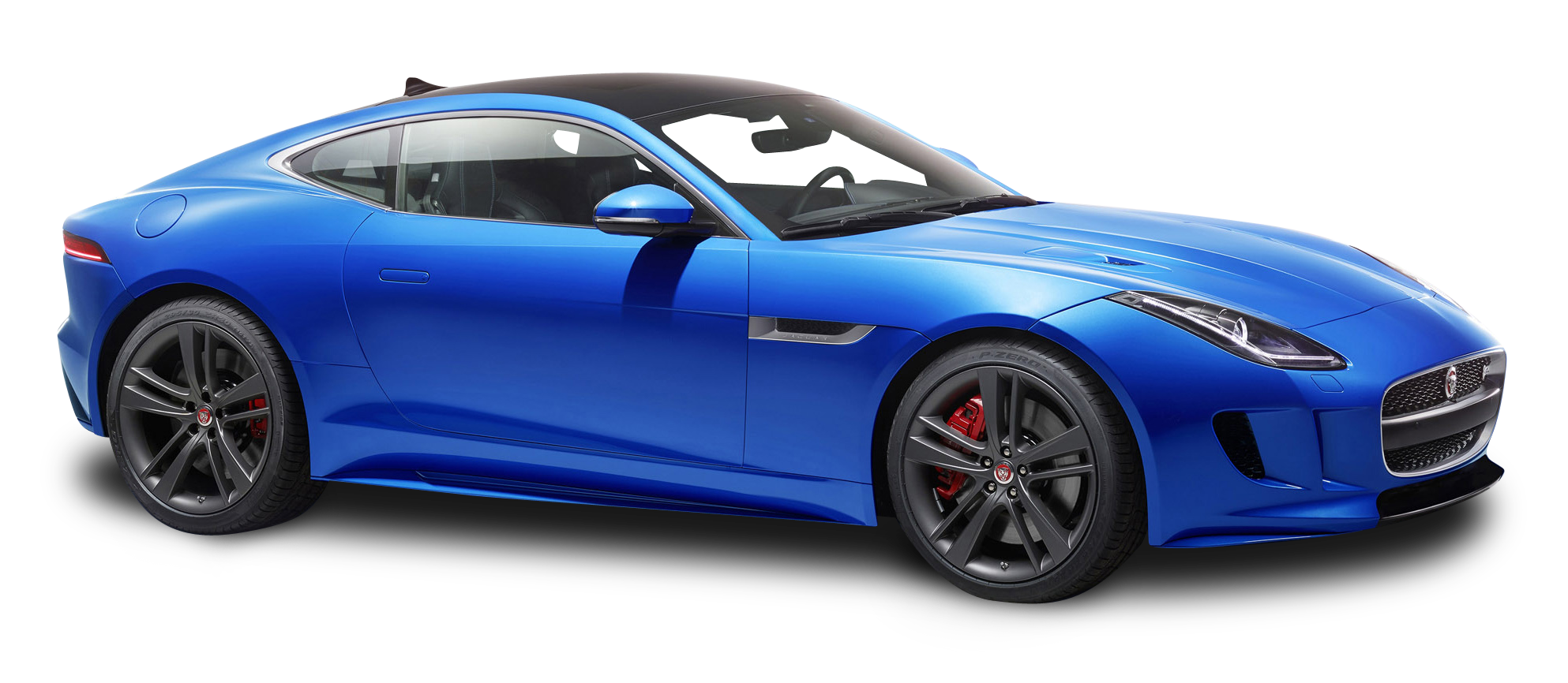 Jaguar F Type Luxury Sports Blue Car Png Image Purepng Free