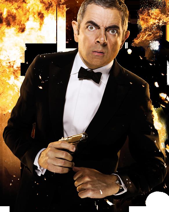 Johnny   Rowan Atkinson PNG Image