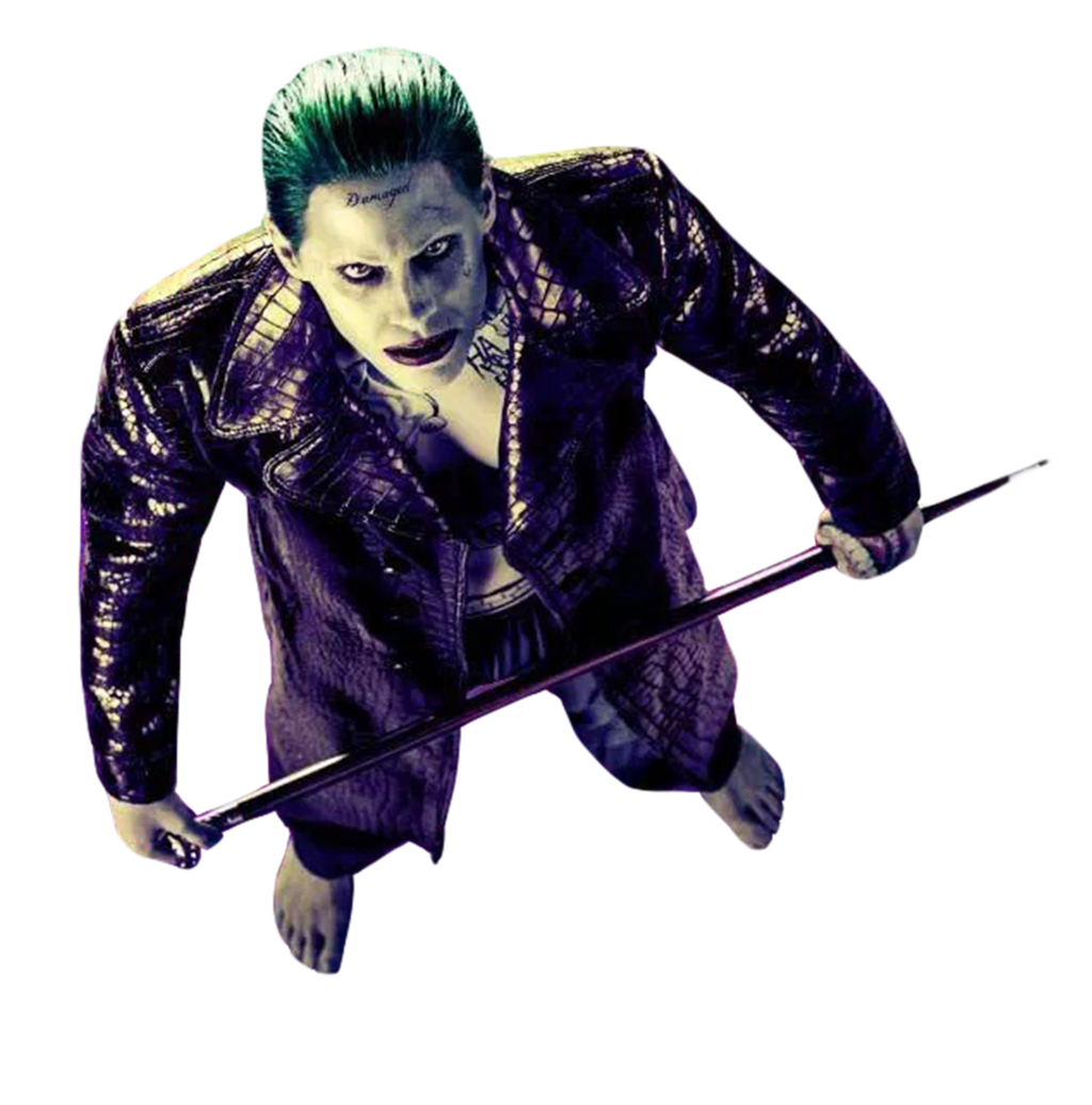 Download Joker Suicide Squad Png Image For Free