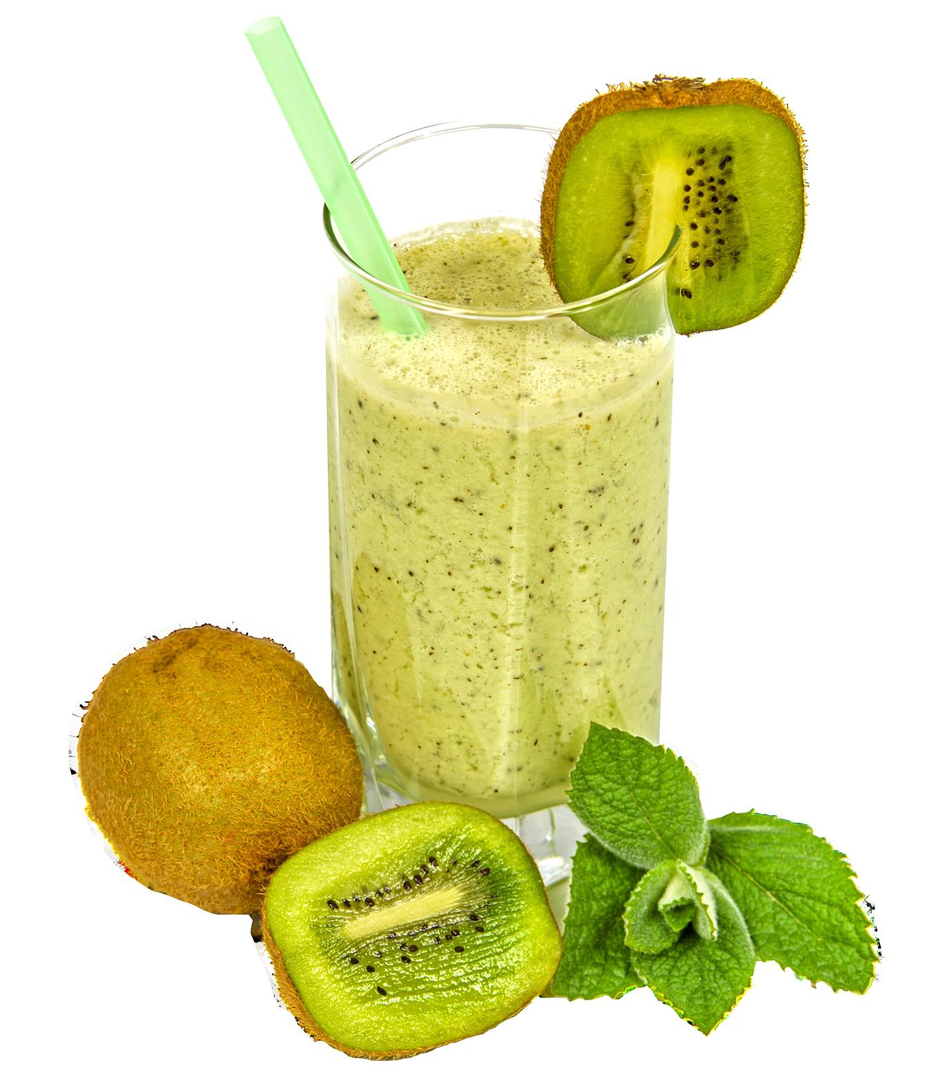 Kiwi Fruit Coctail