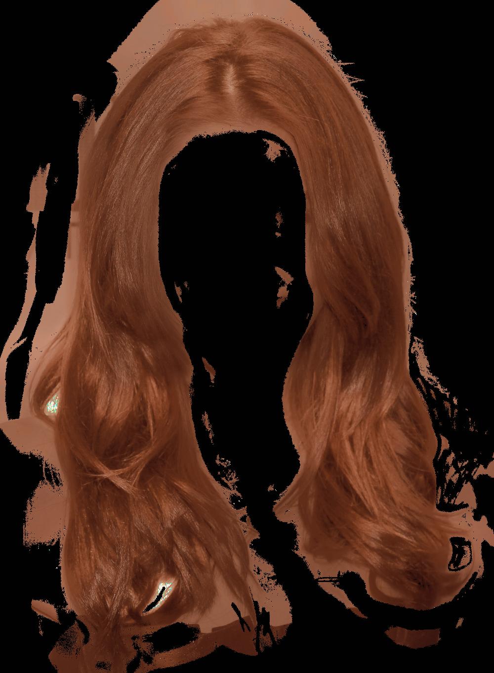 Ladies Hair PNG Image