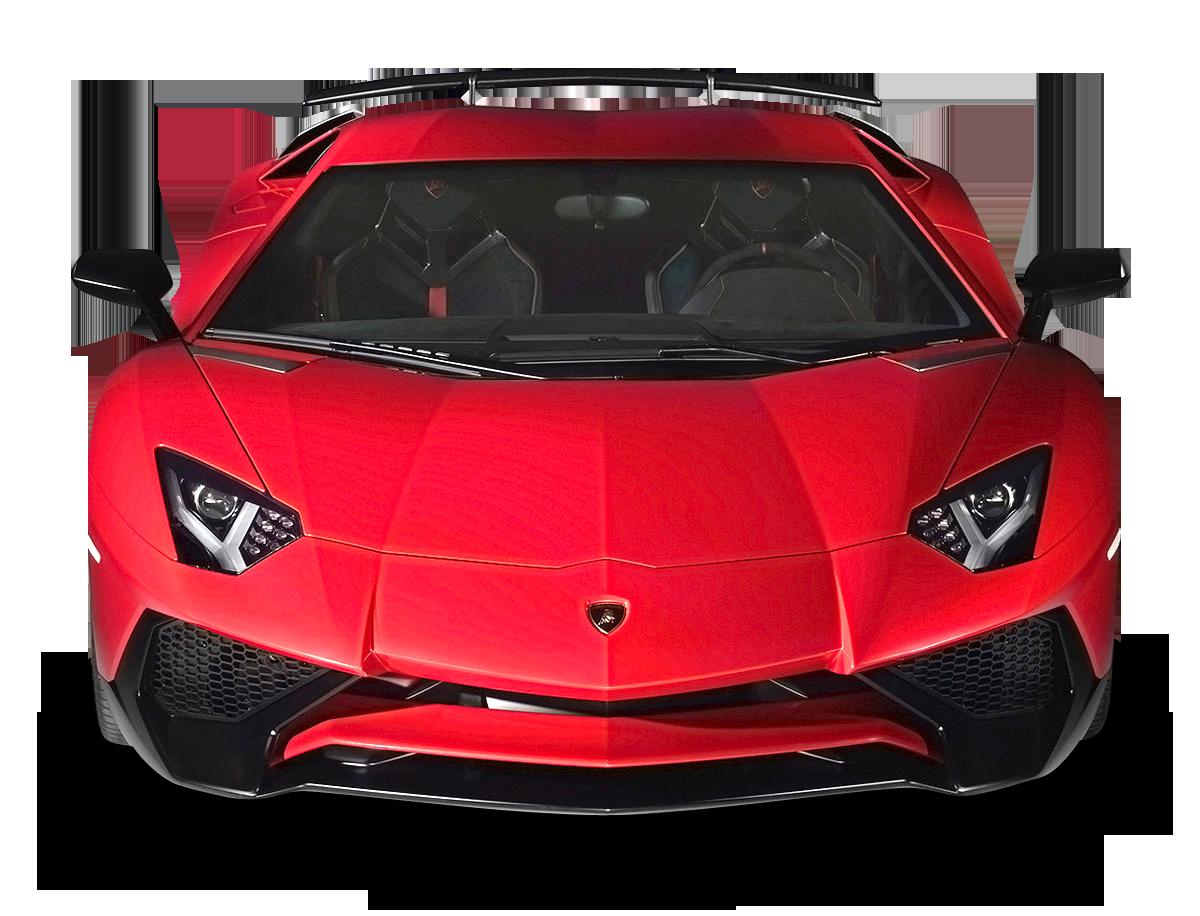 Lamborghini Aventador Red Car Png Image Purepng Free Transparent