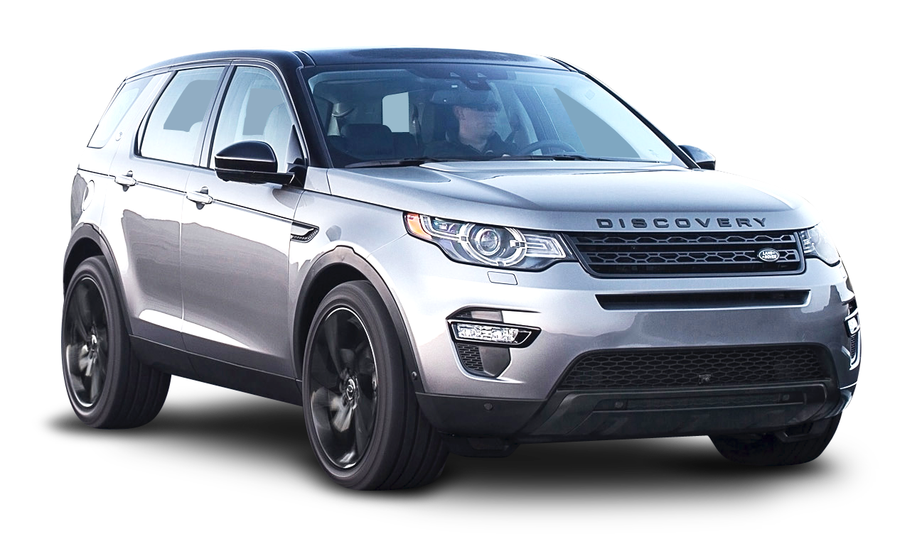Land Rover Discovery Silver Car