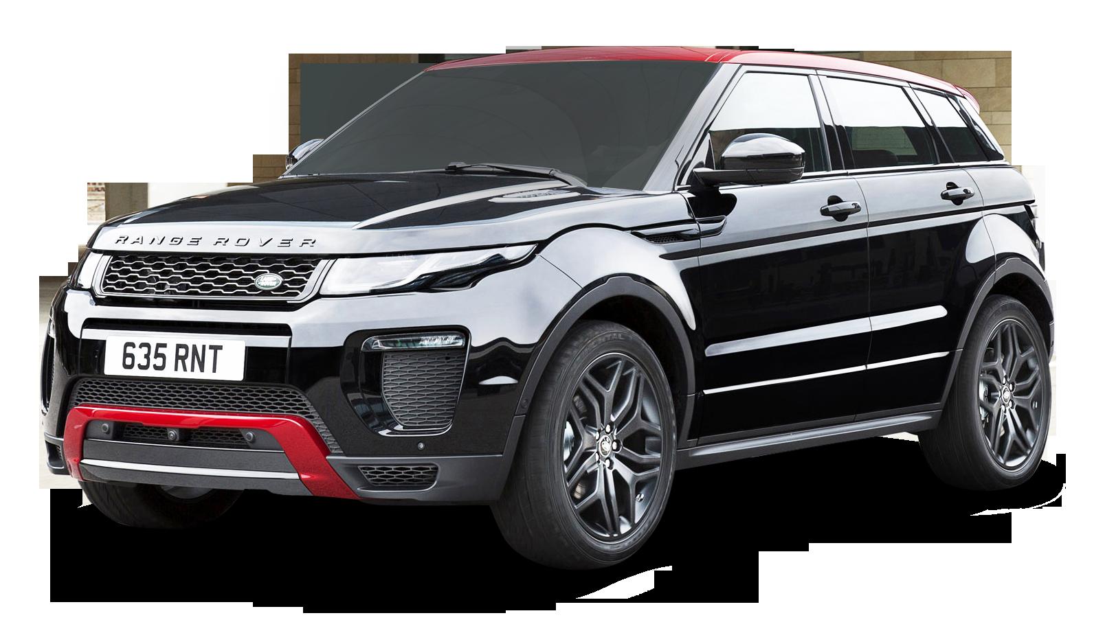 Land Rover Range Rover Evoque Ember Edition Car