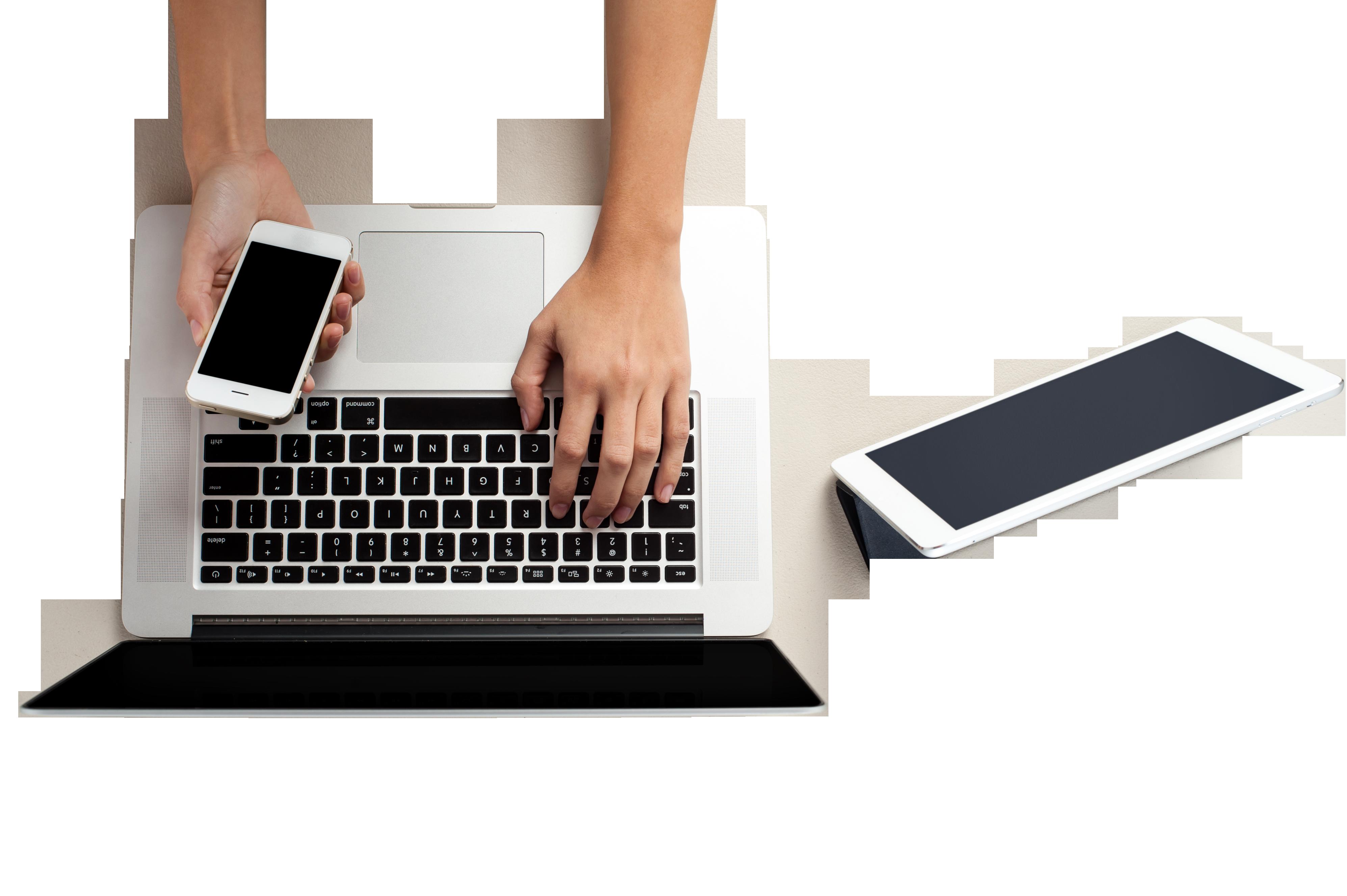 Laptop PNG Image