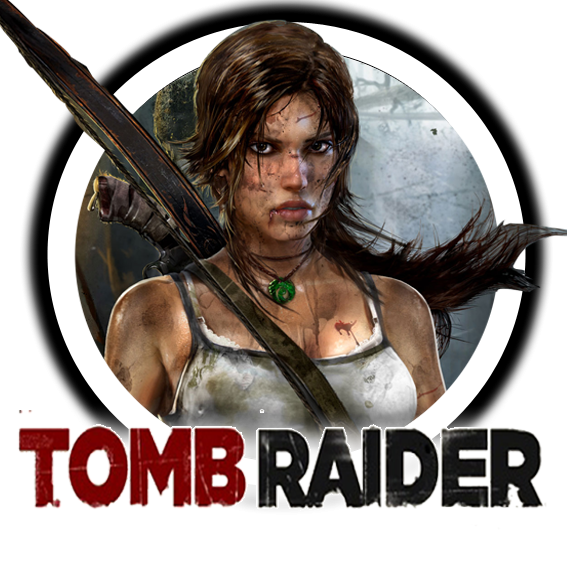 Lara Croft |  Tomb Raider  With Bow