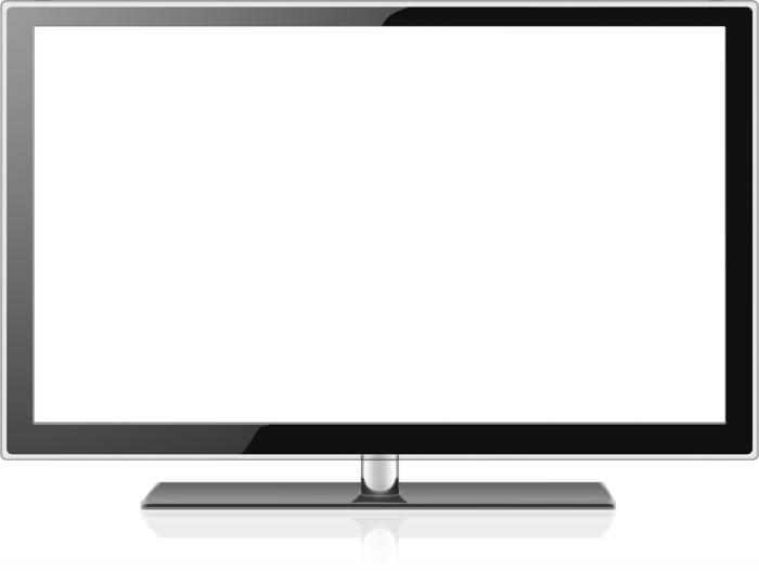 Lcd Television PNG Image