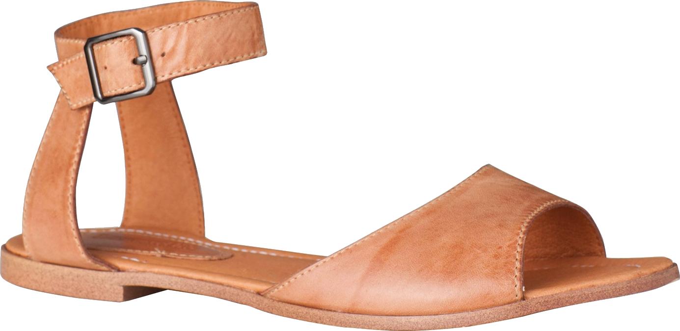Leather Sandal Ladies PNG Image