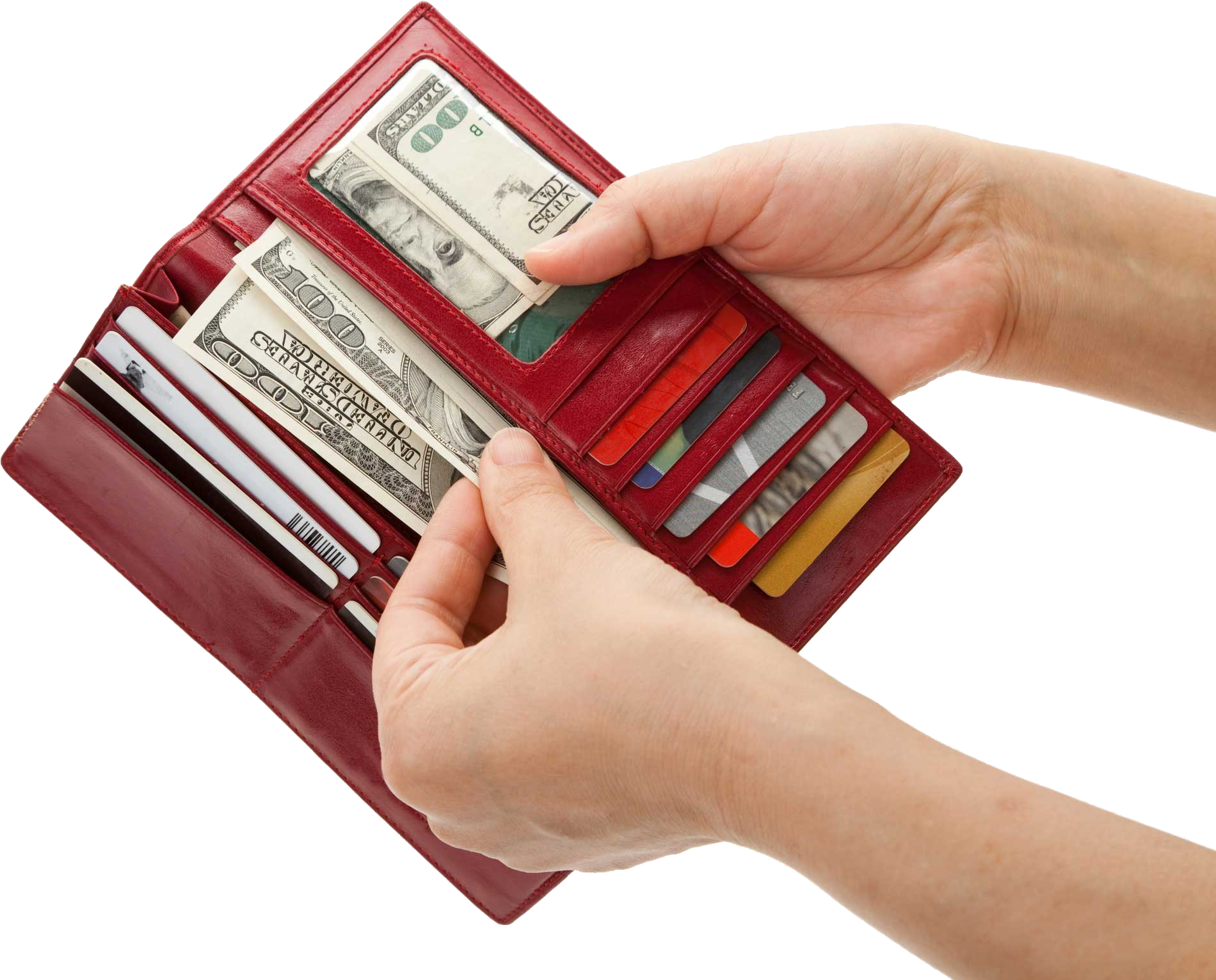 Leather Wallet PNG Image