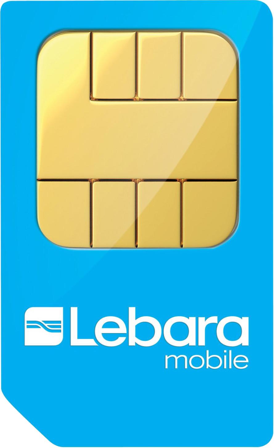 Lebara Sim Card