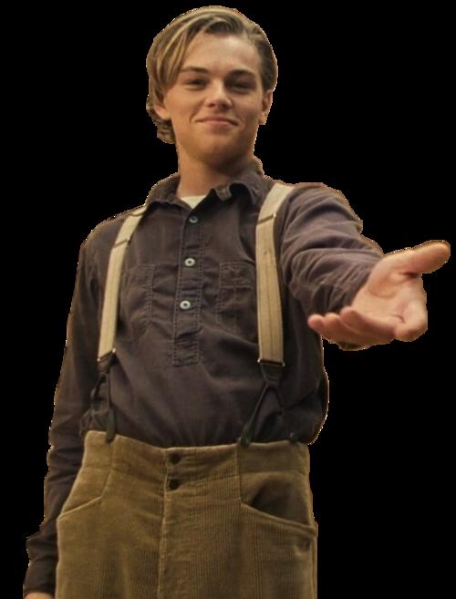 Leonardo DiCaprio PNG Image