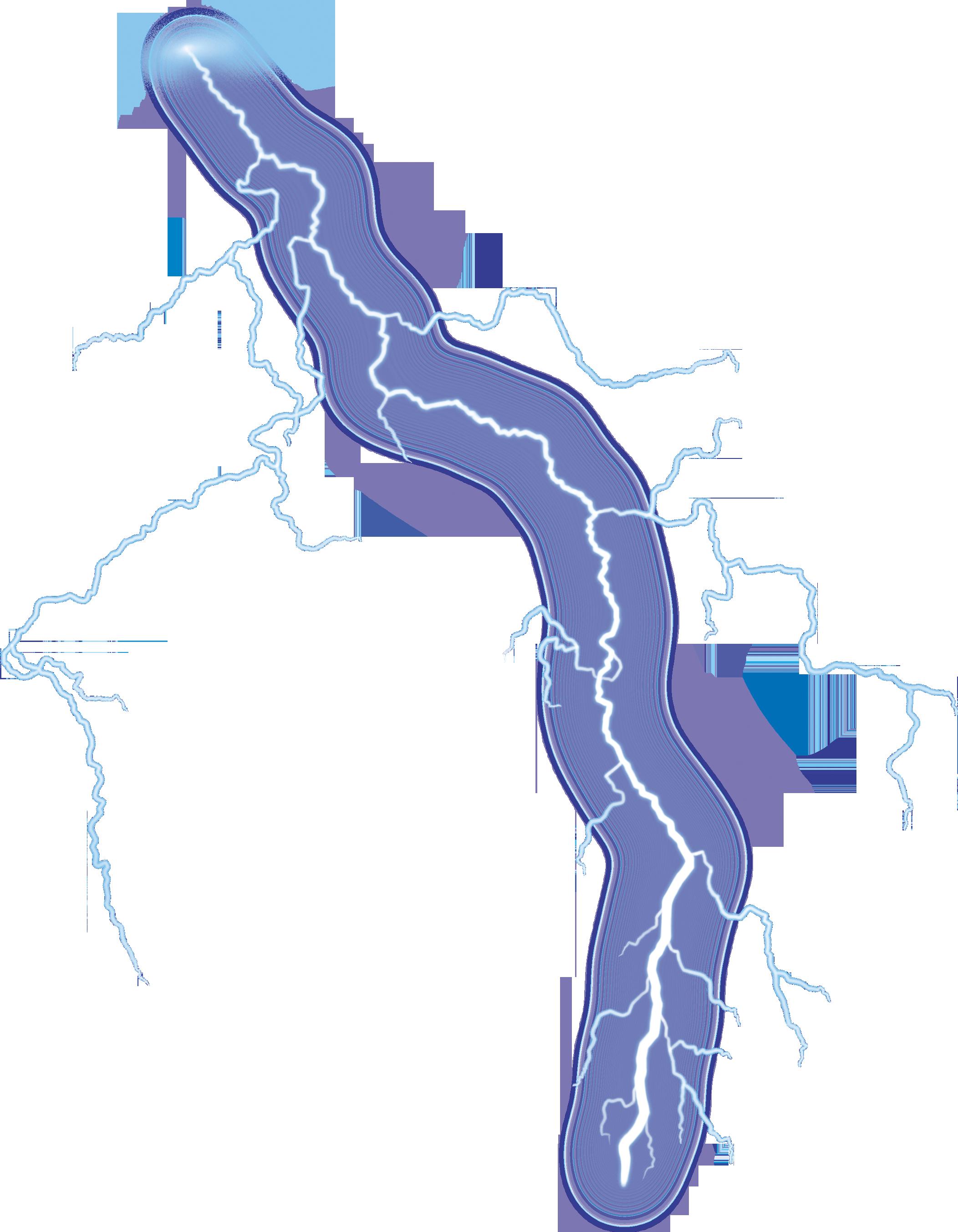 Lightning PNG Image