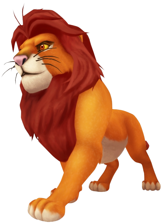 Lion King Scar]