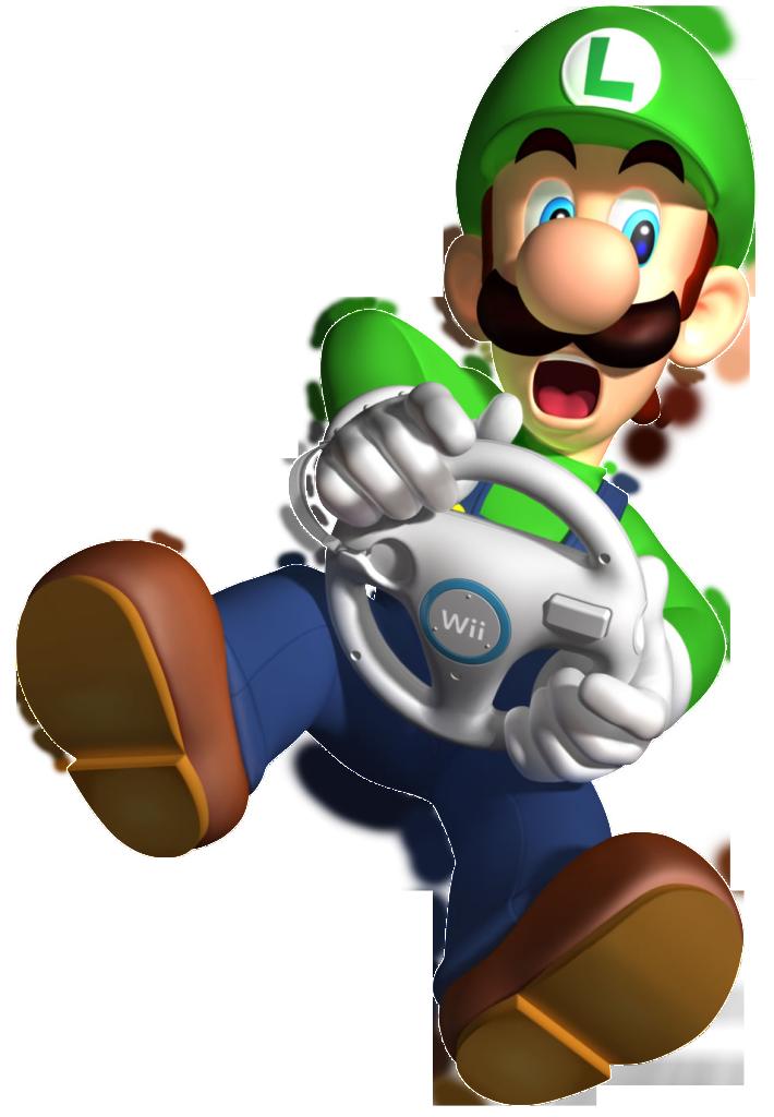 Luigi PNG Image