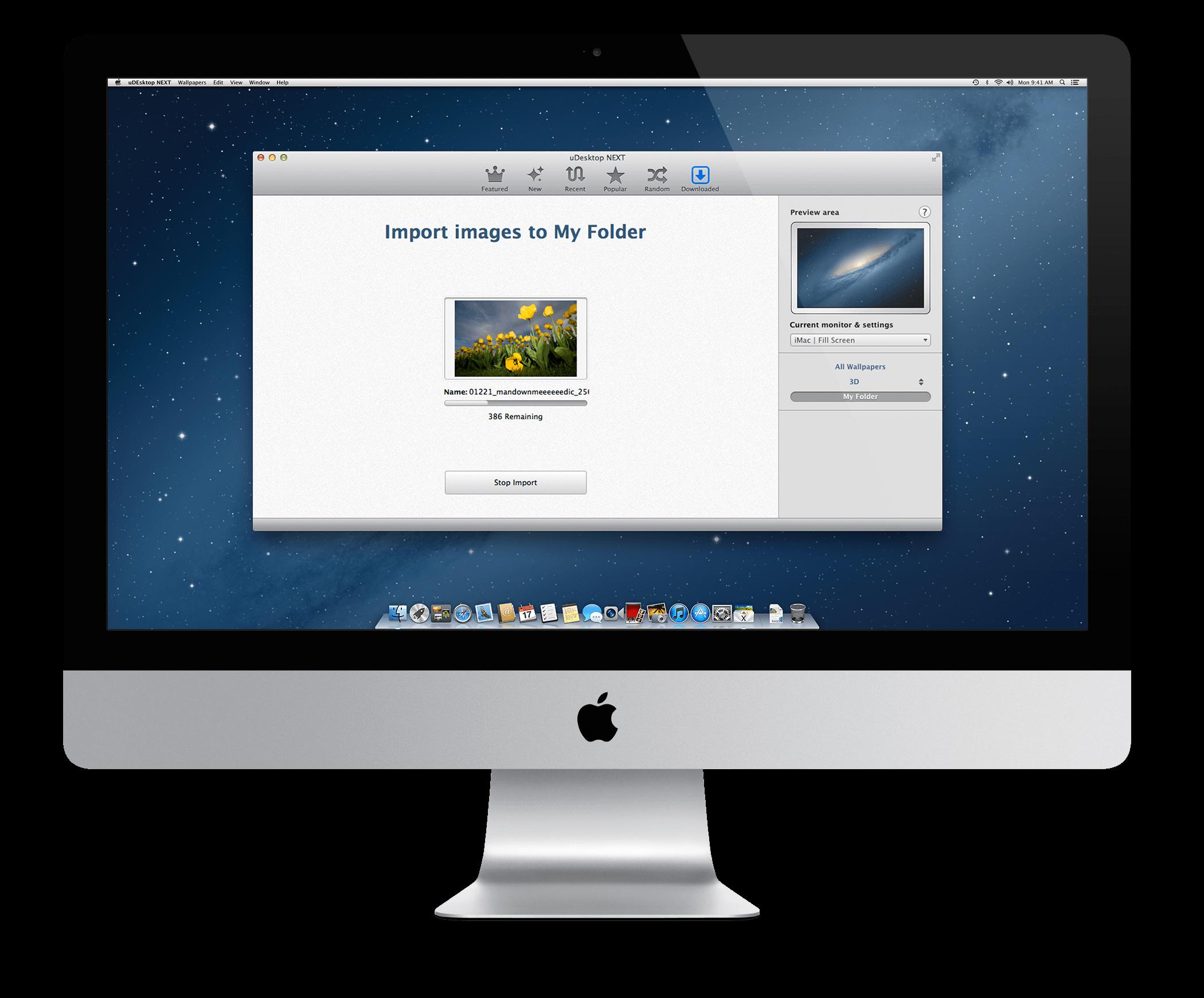 Mac Monitor
