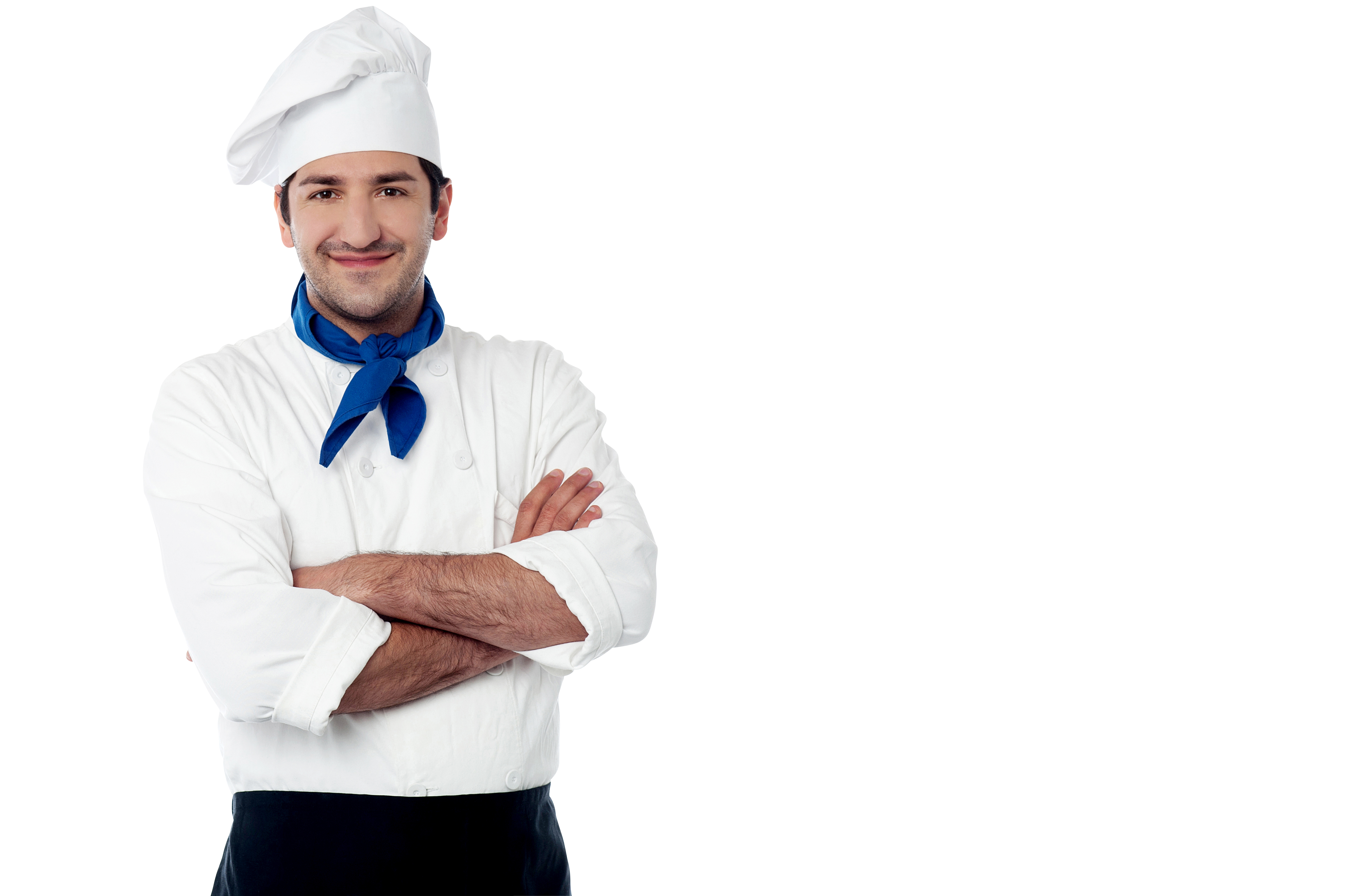 Male Chef PNG Image