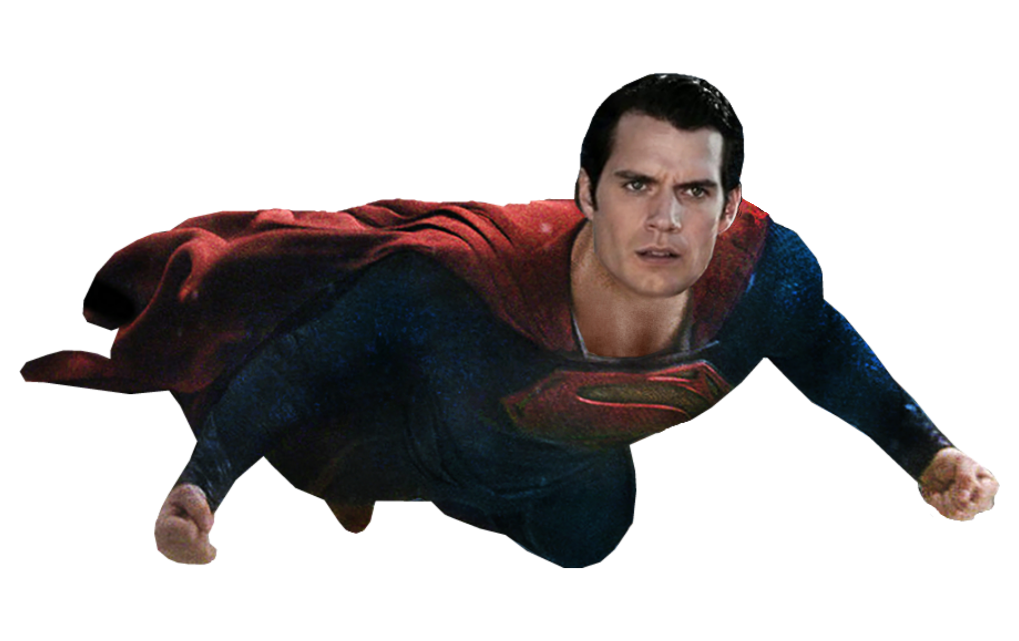 Man Of Steel | Super Man PNG Image