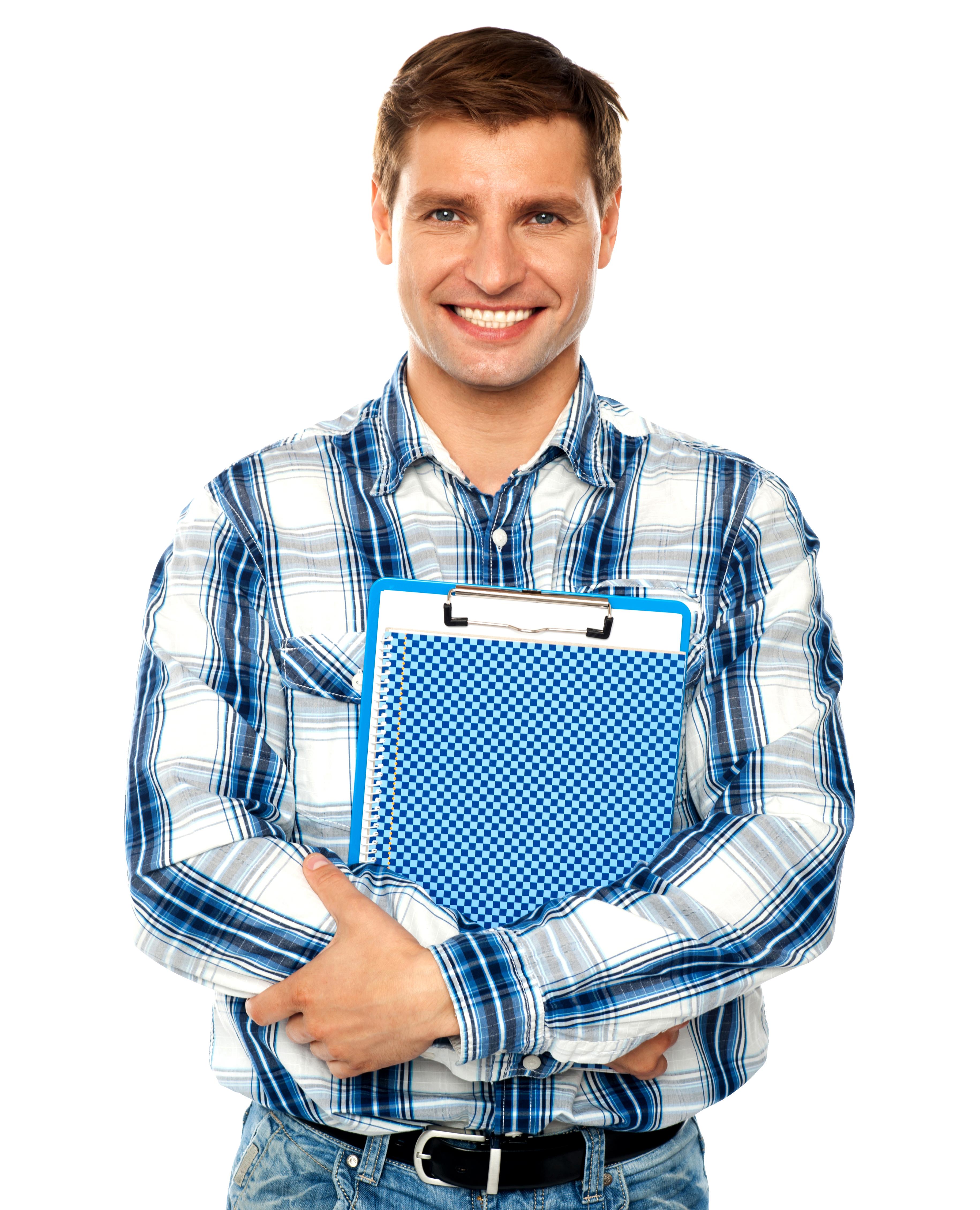 Man Teacher PNG Image