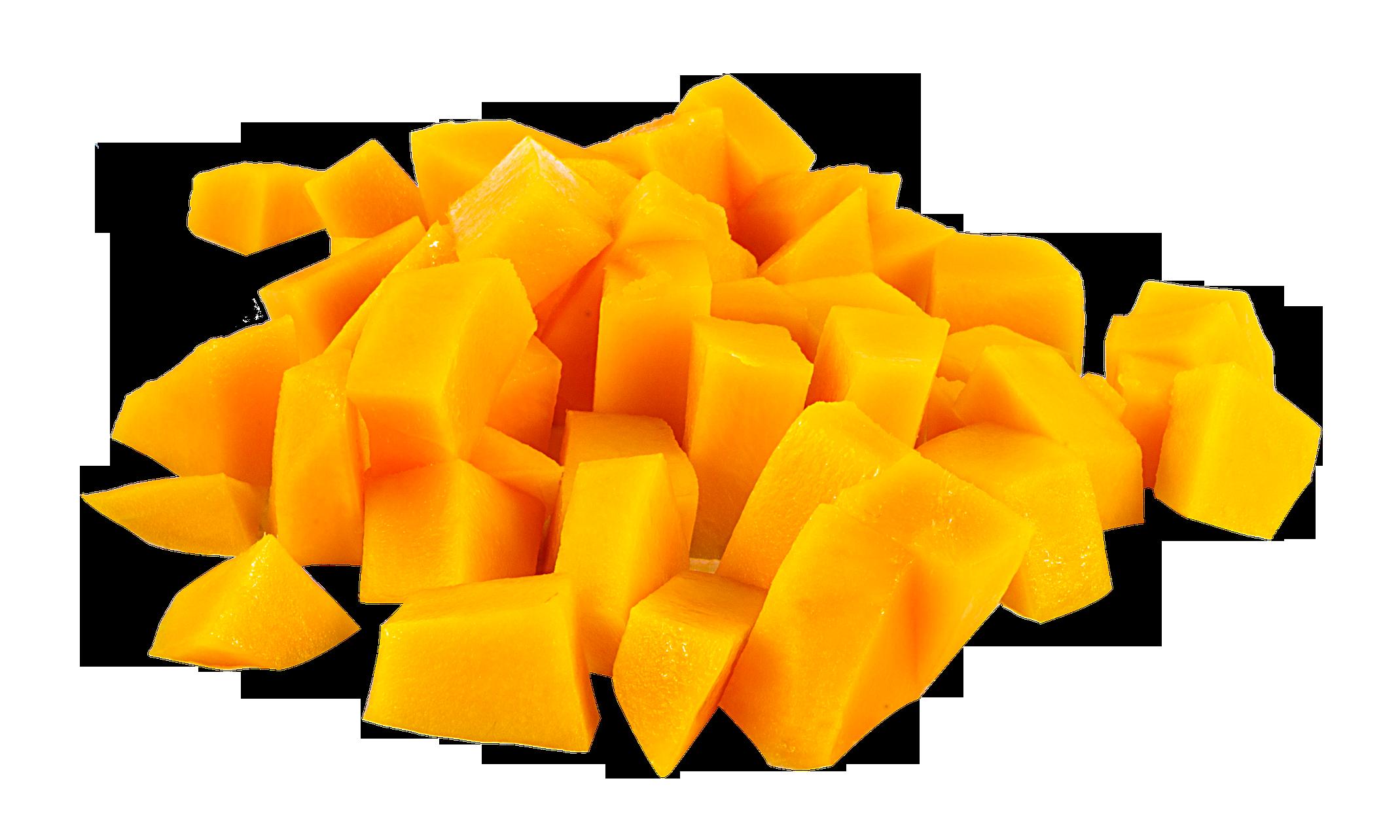 Mango Slice PNG Image