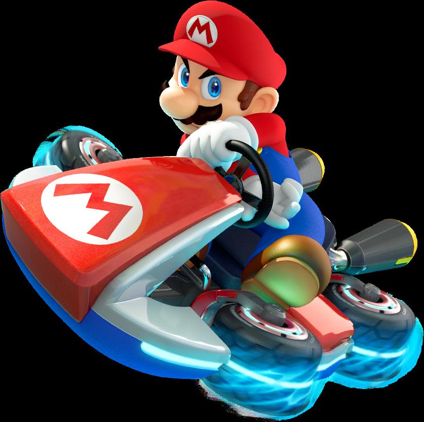 Mario  Driving