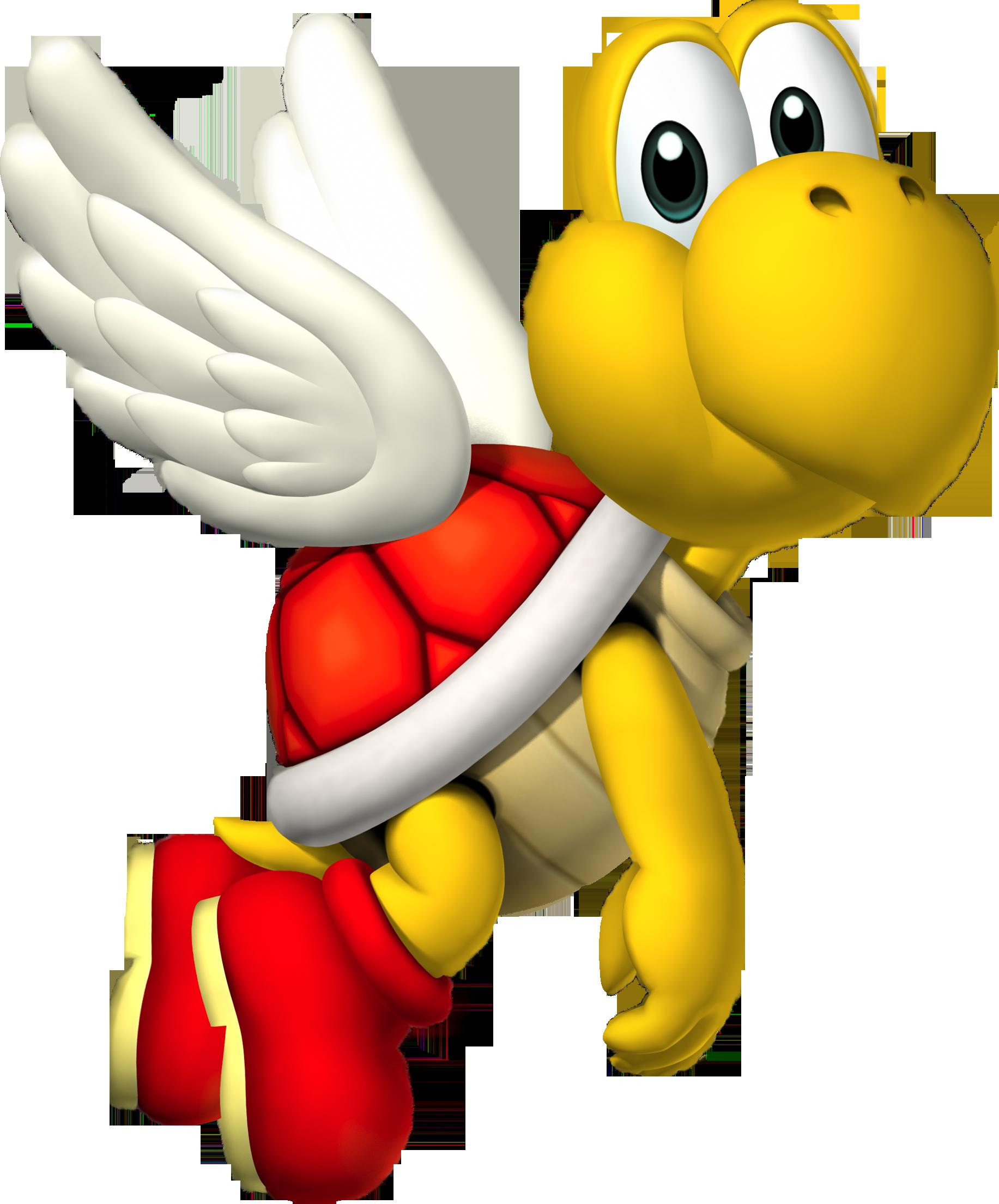 Mario Koopa Paratroopa
