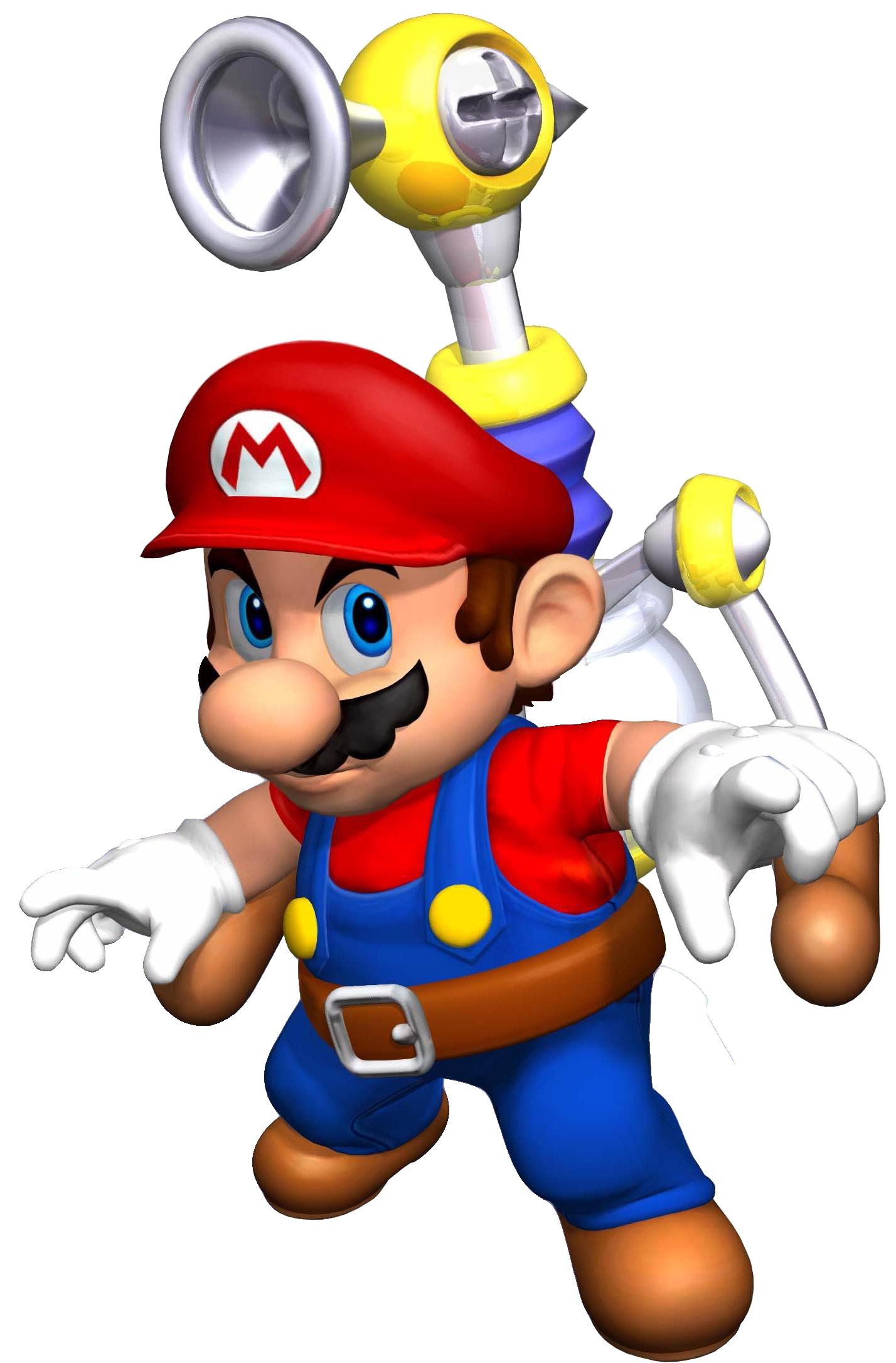 Mario  Playing