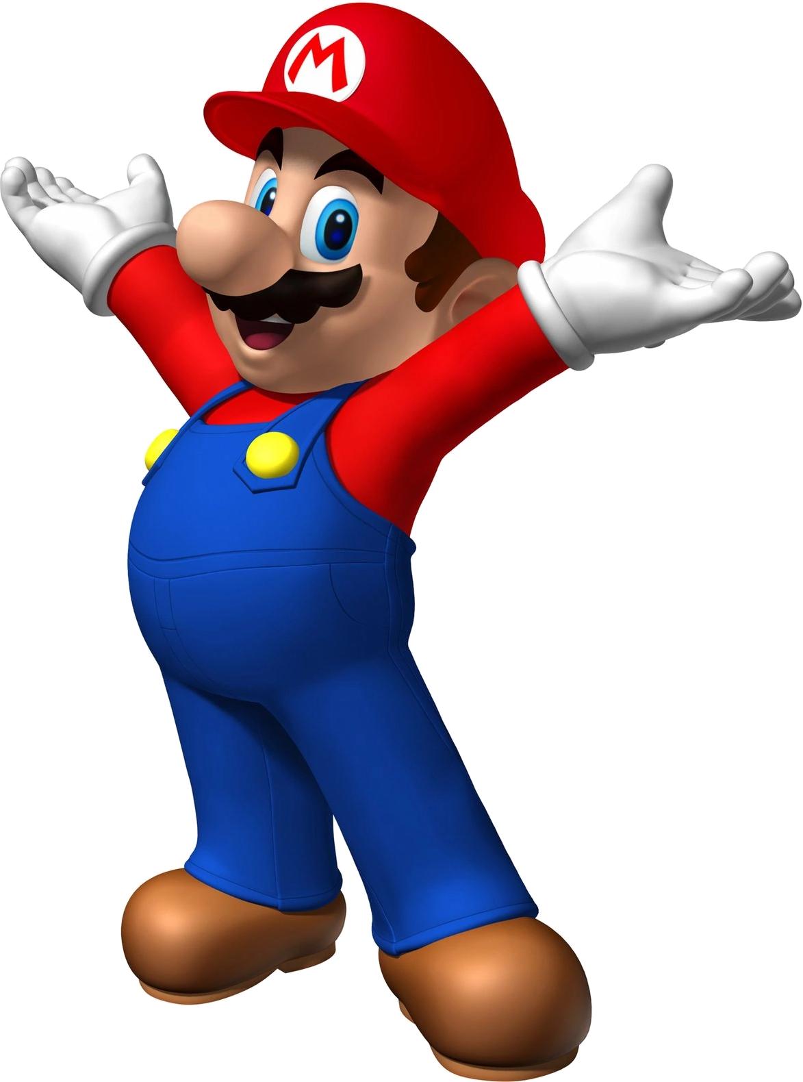 Mario PNG Image