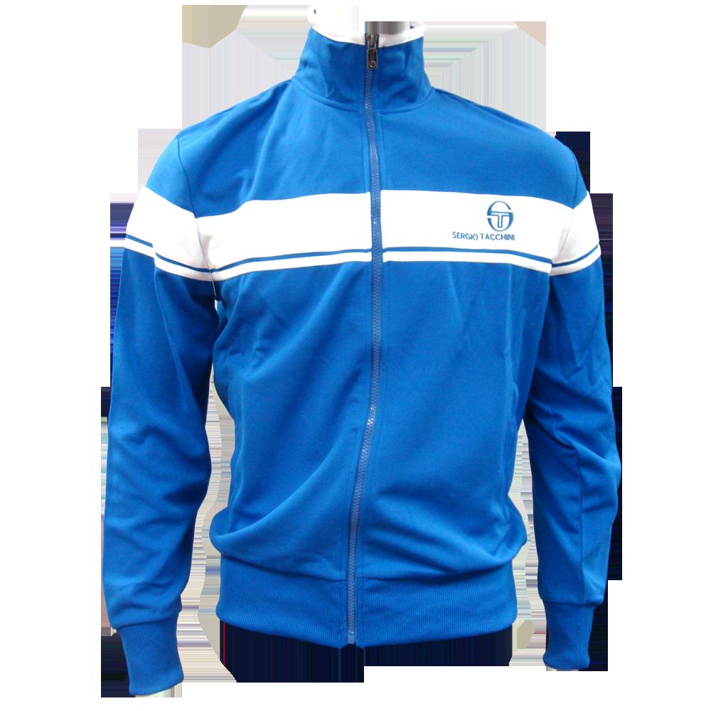 Master Track Jacket Blue