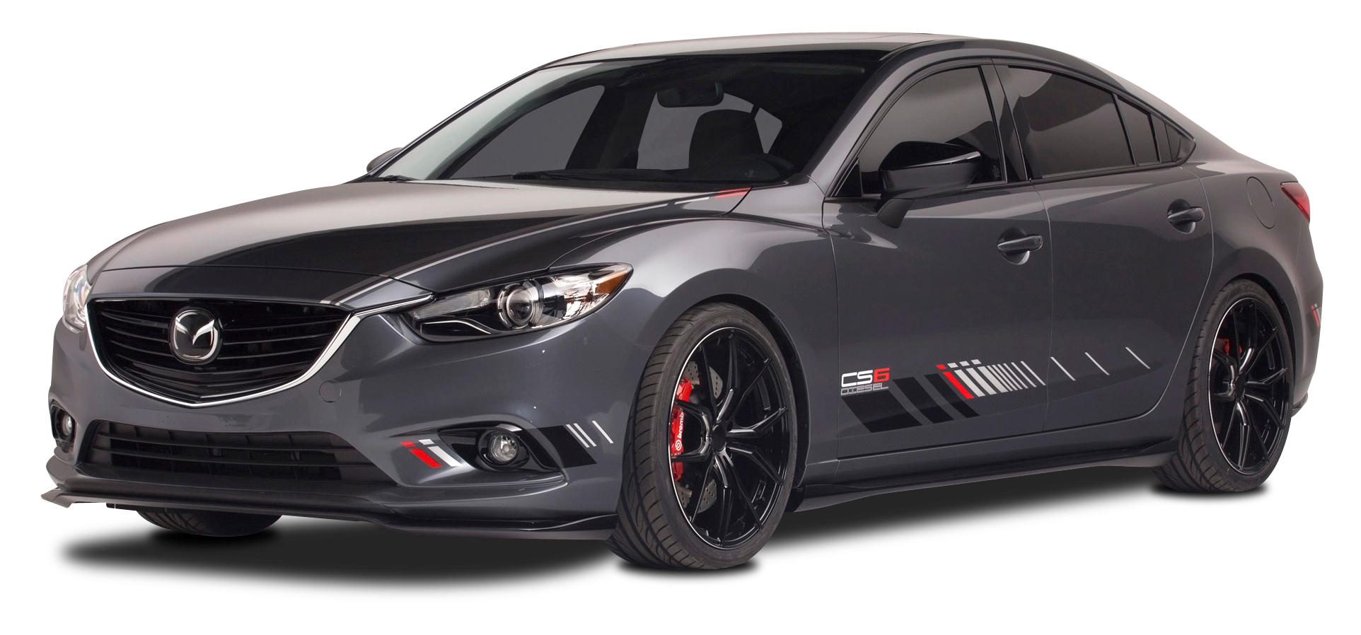 Mazda Club Sport 6 Car PNG Image